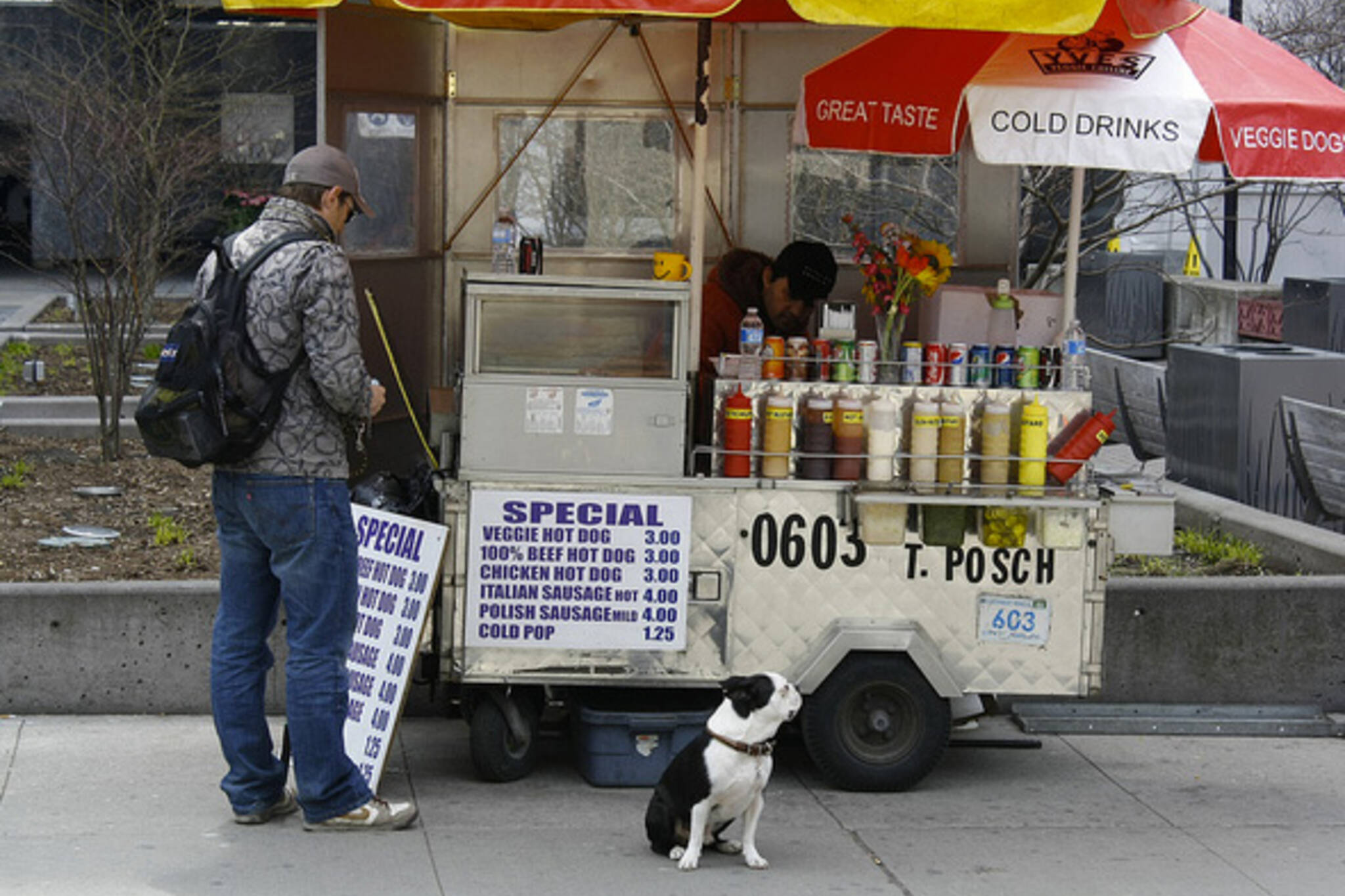 toronto food carts