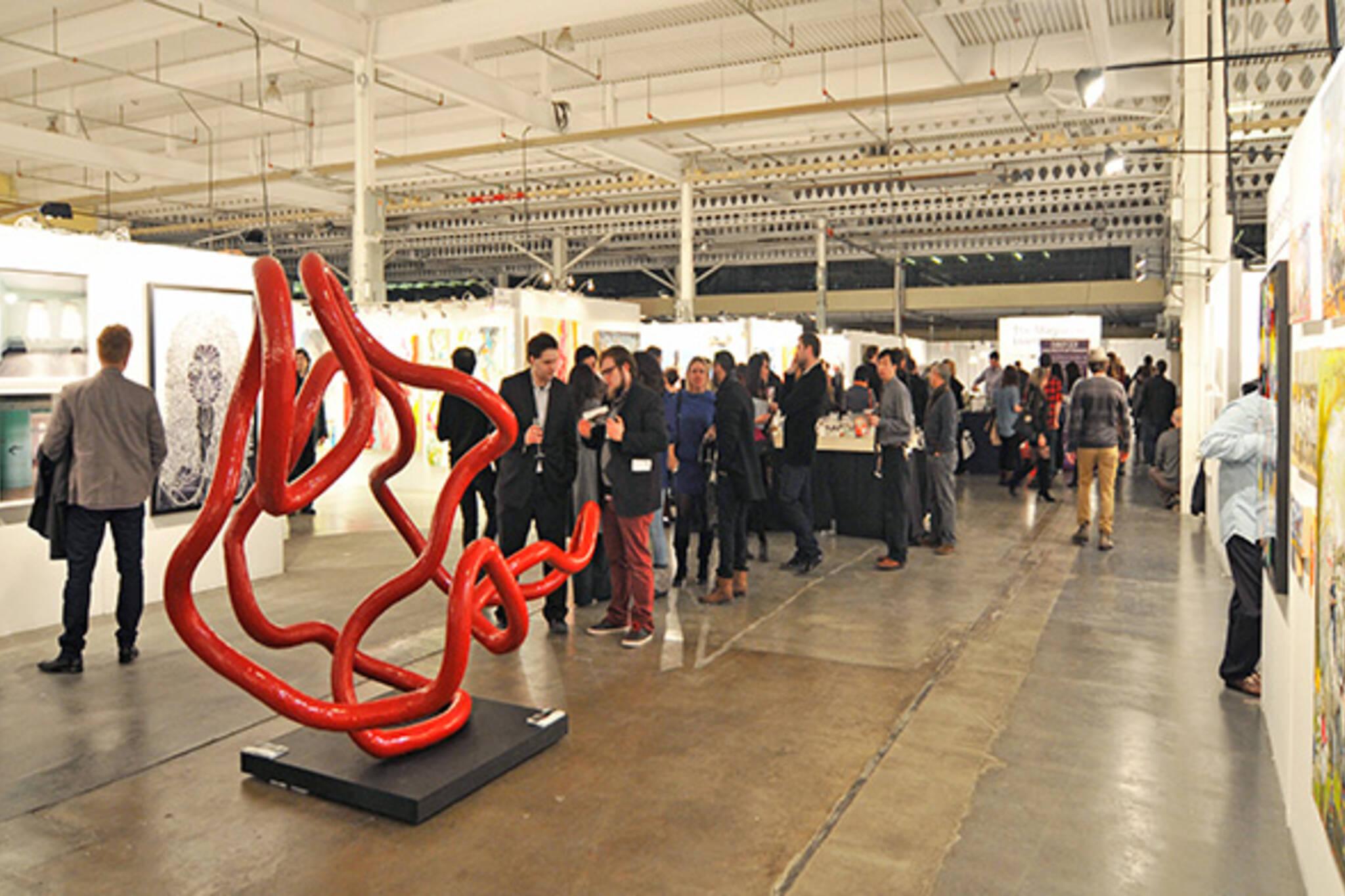 Artist Project Toronto 2014