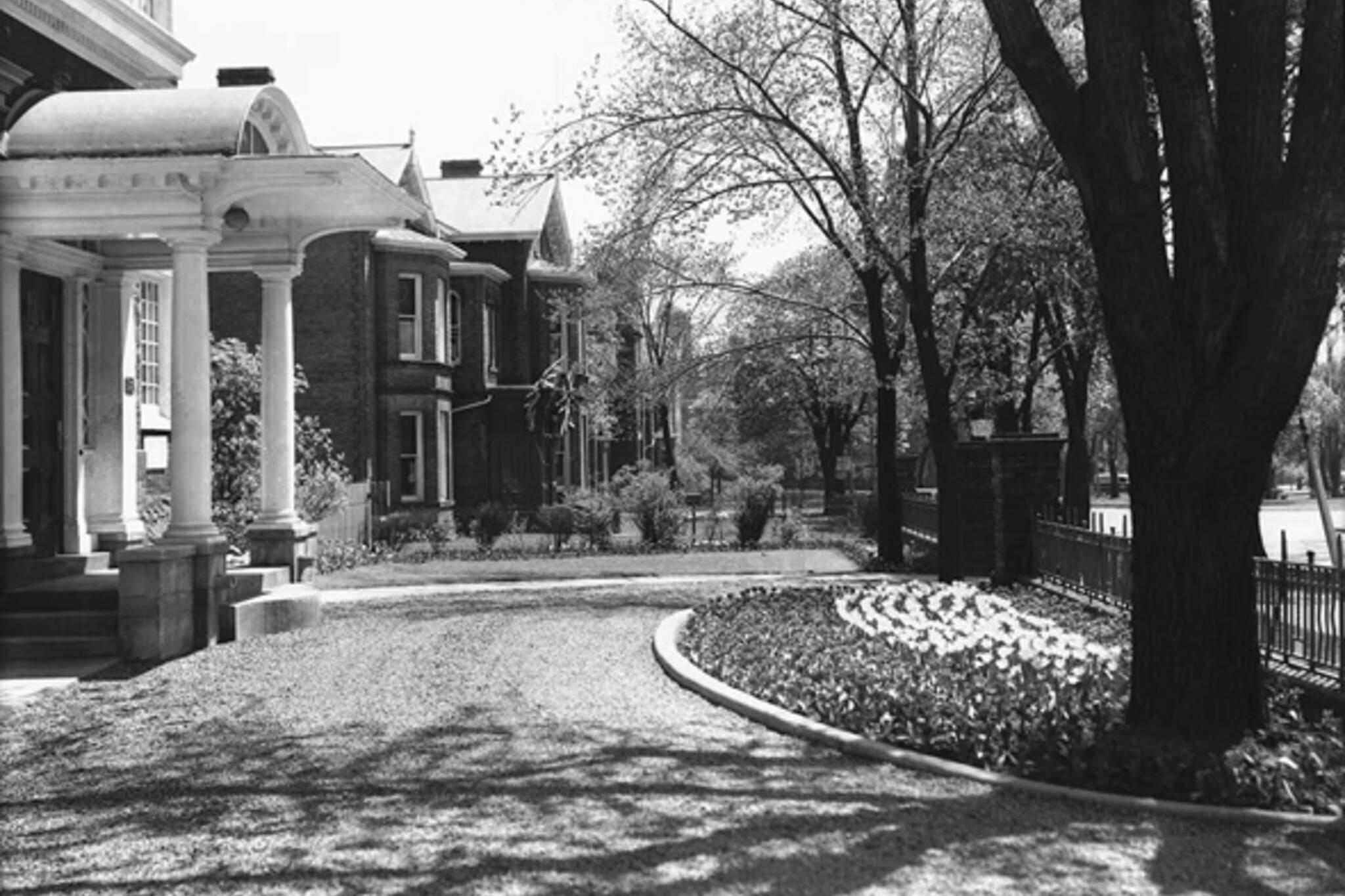 Christie Mansion, Regis College, Toronto, Robert Christie