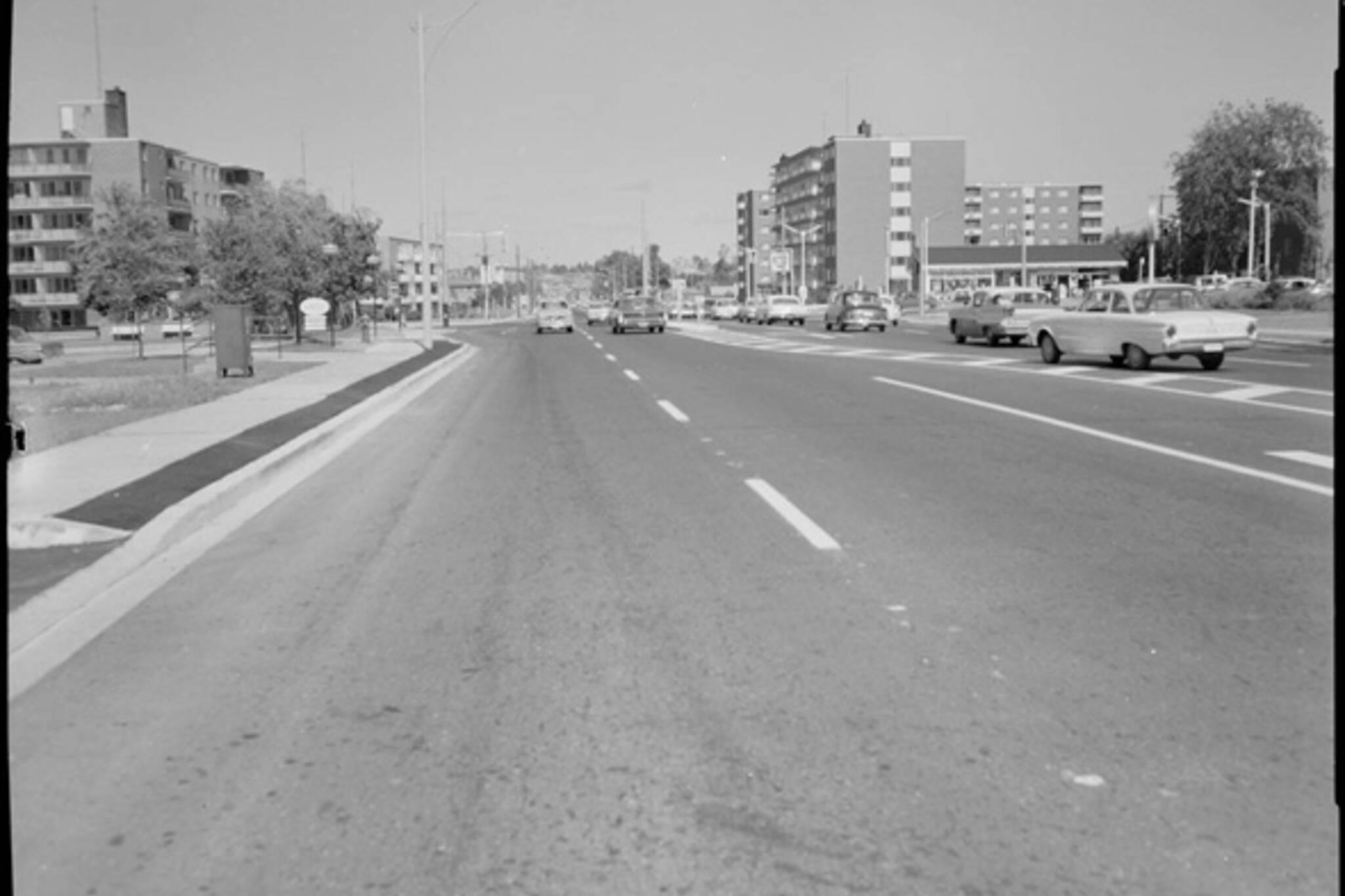 Lawrence Avenue History Toronto