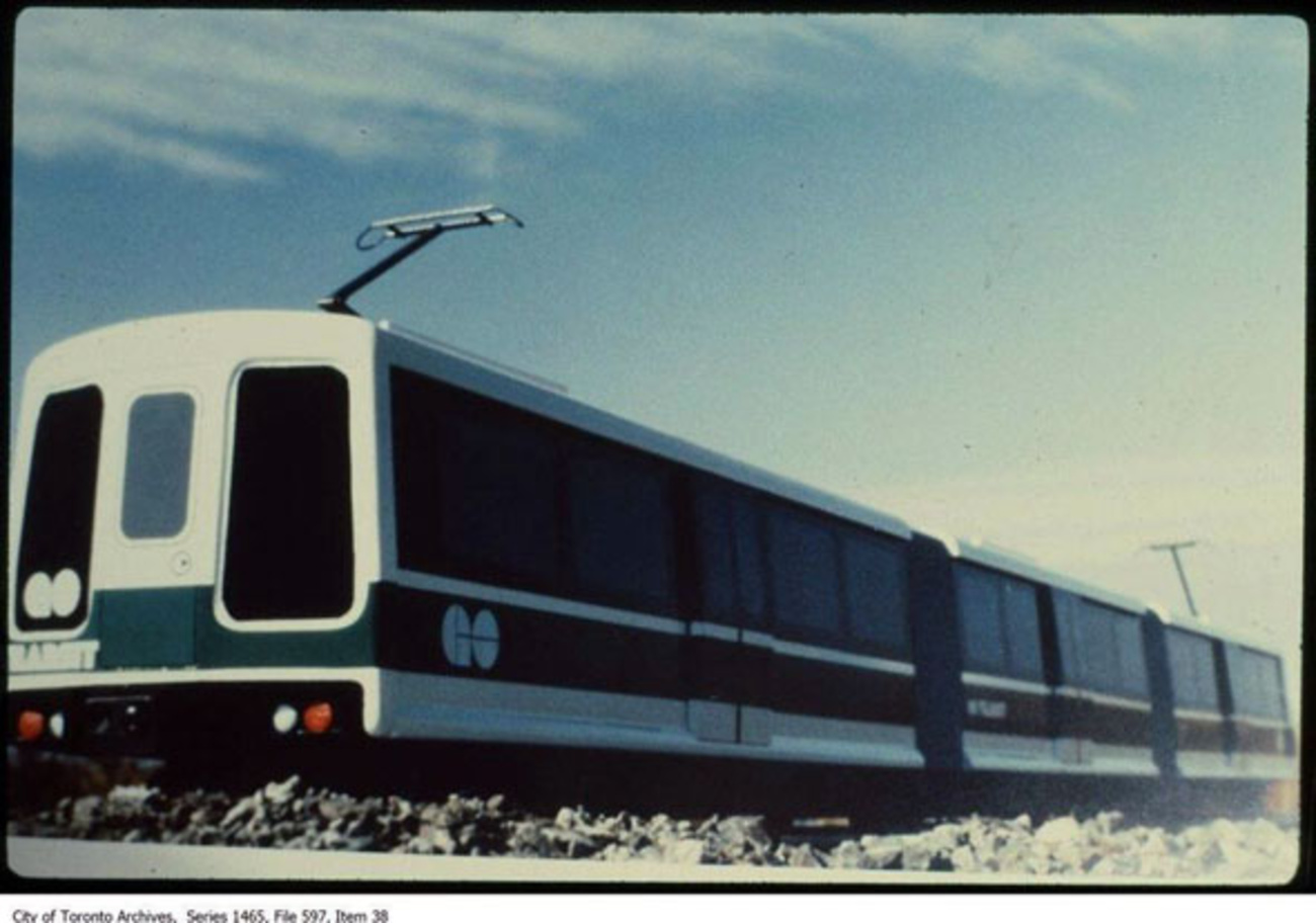 That Time Go Transit Almost Went Electric