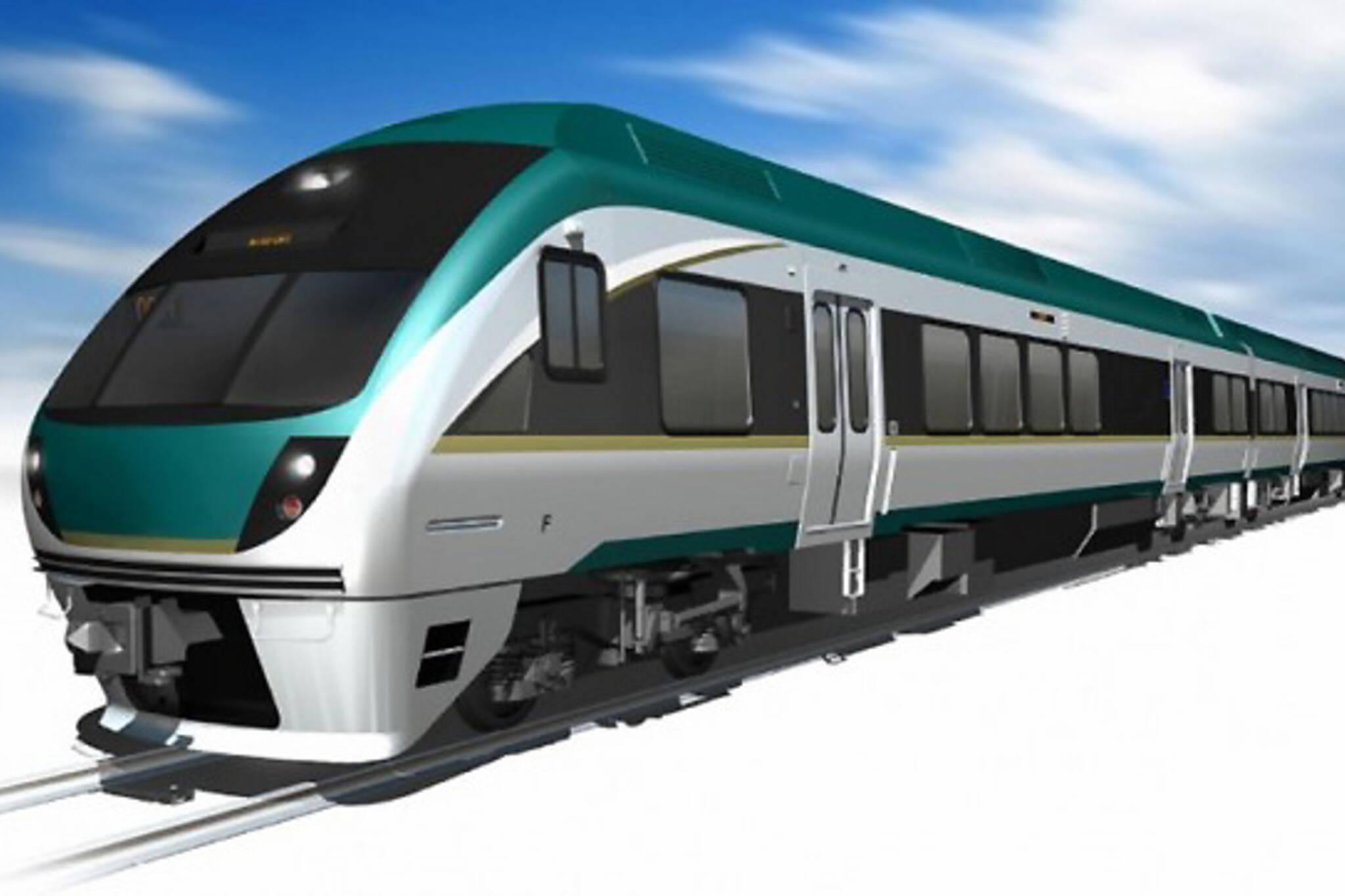 Pearson Air Rail Link