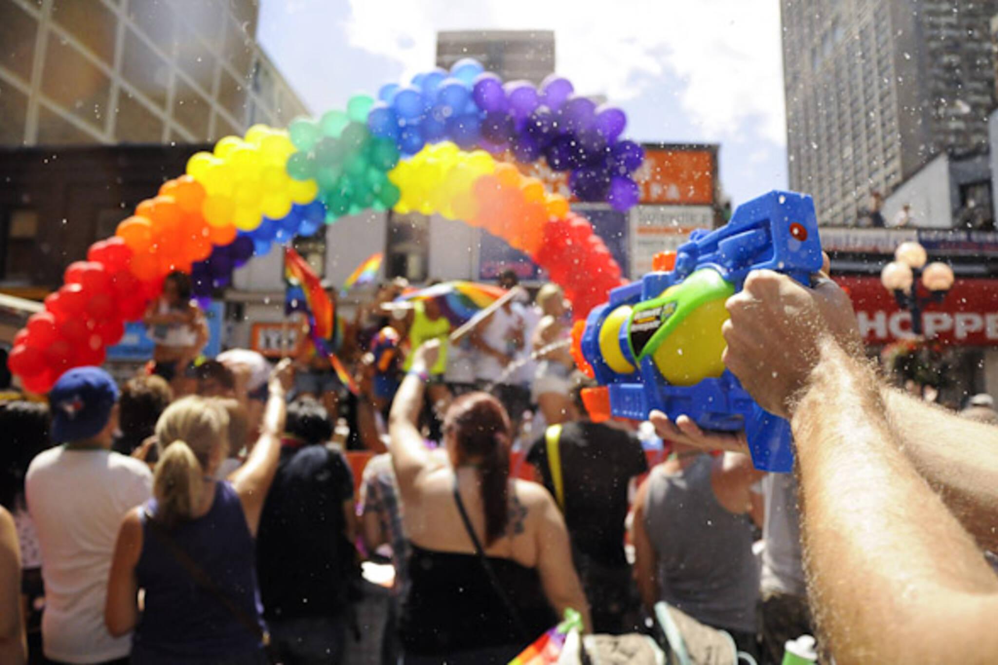 Pride Toronto Parade 2013