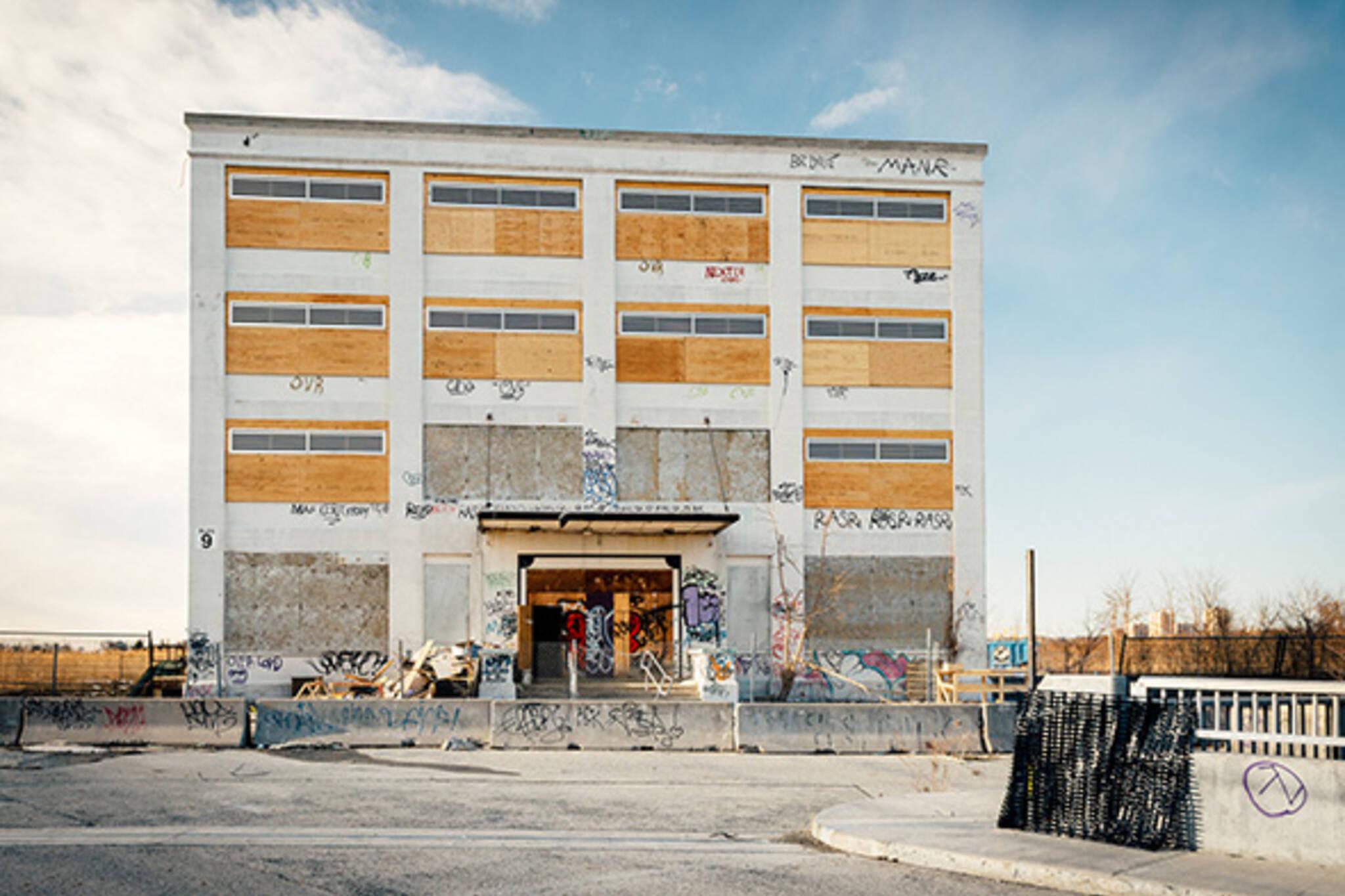 Kodak plant Toronto