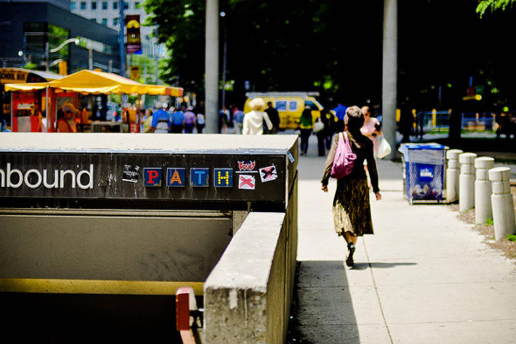 Toronto PATH system