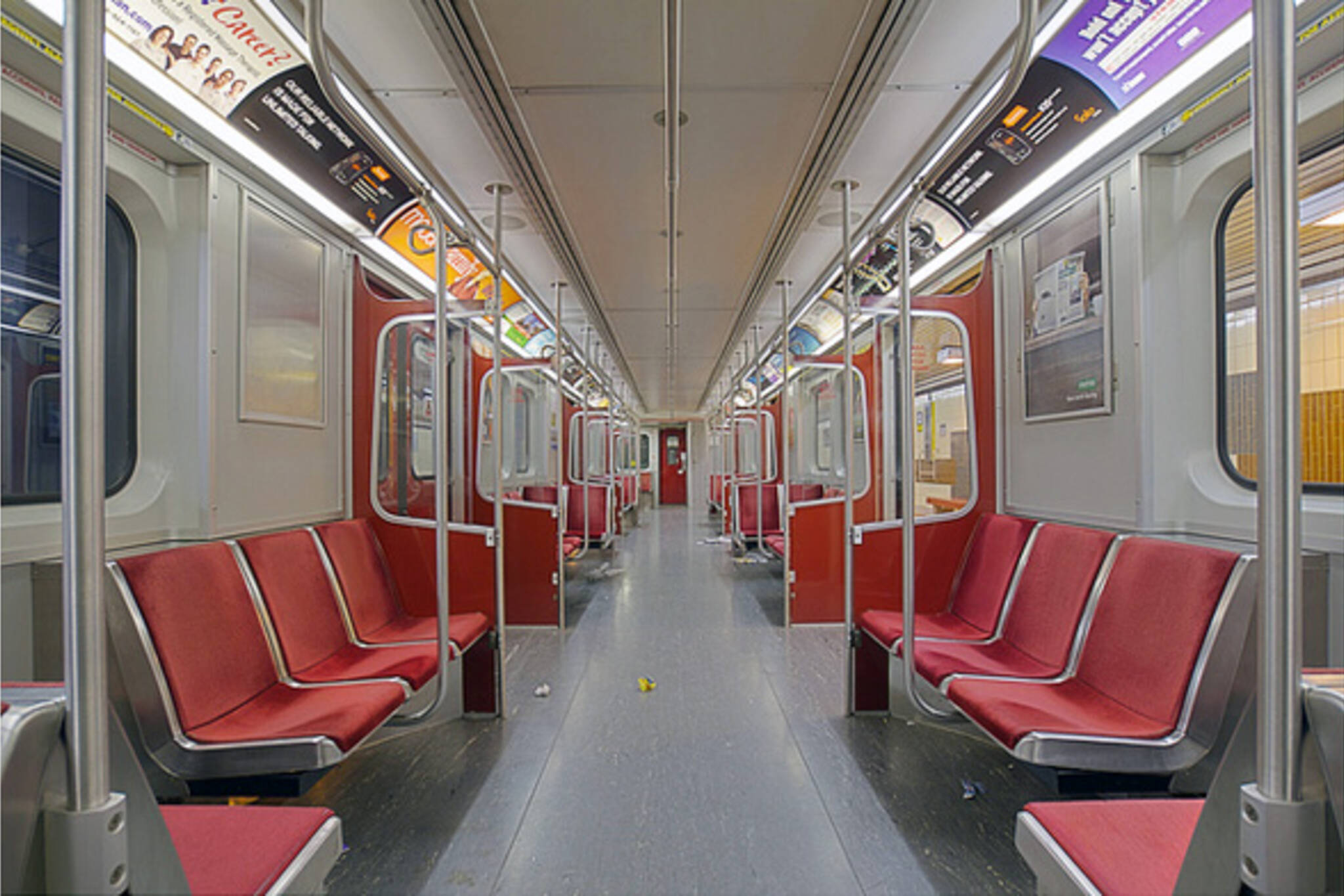 TTC Ford Subway Private Financing
