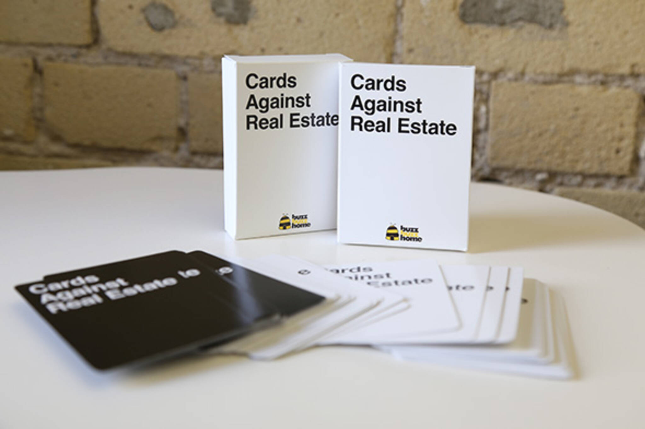 Cards against real estate toronto