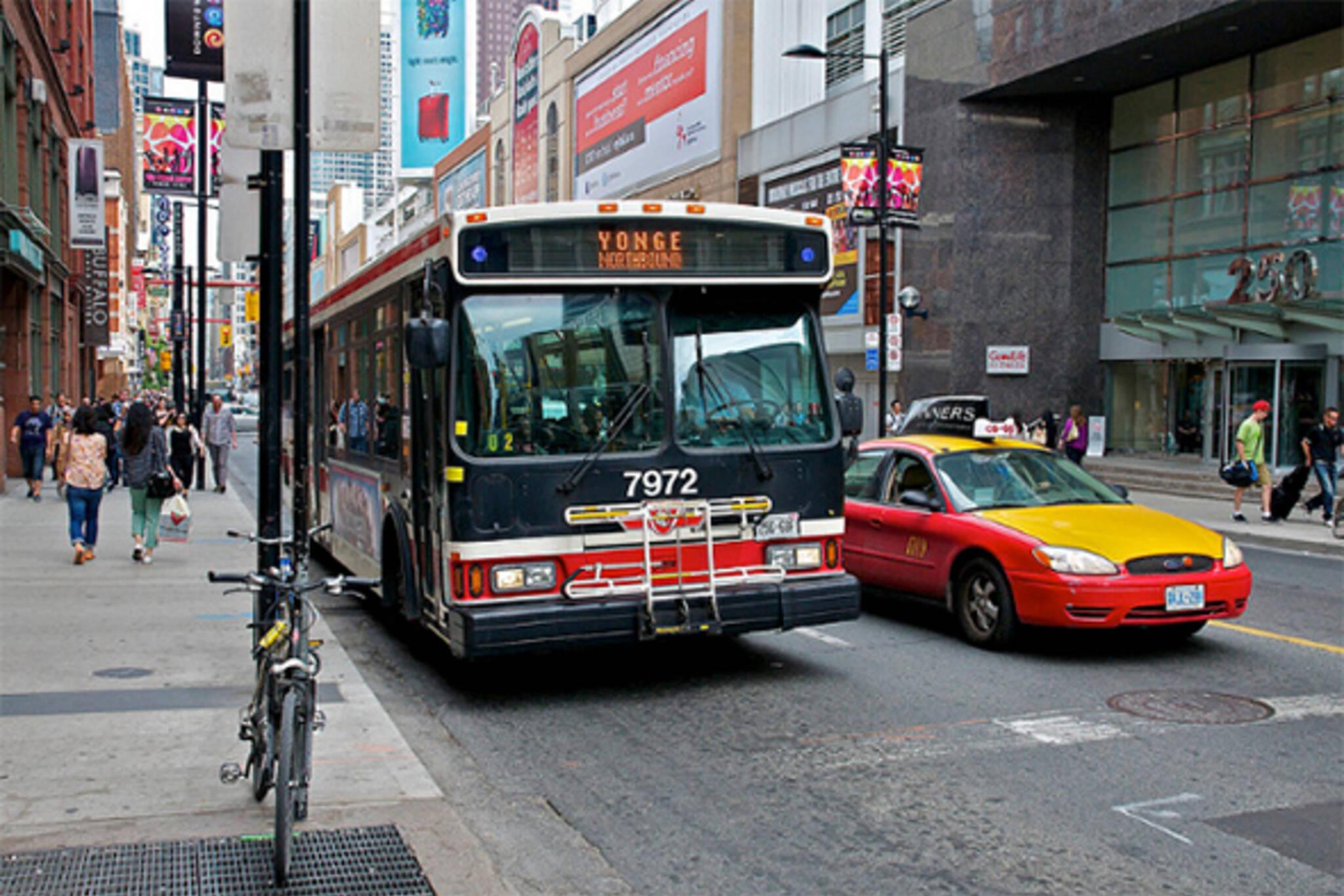 TTC subway closures