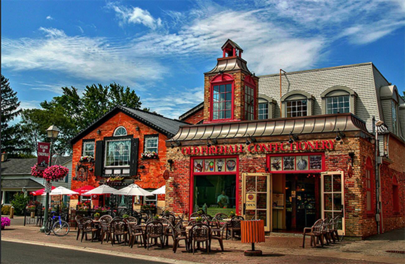 Unionville Restaurants On Main Street