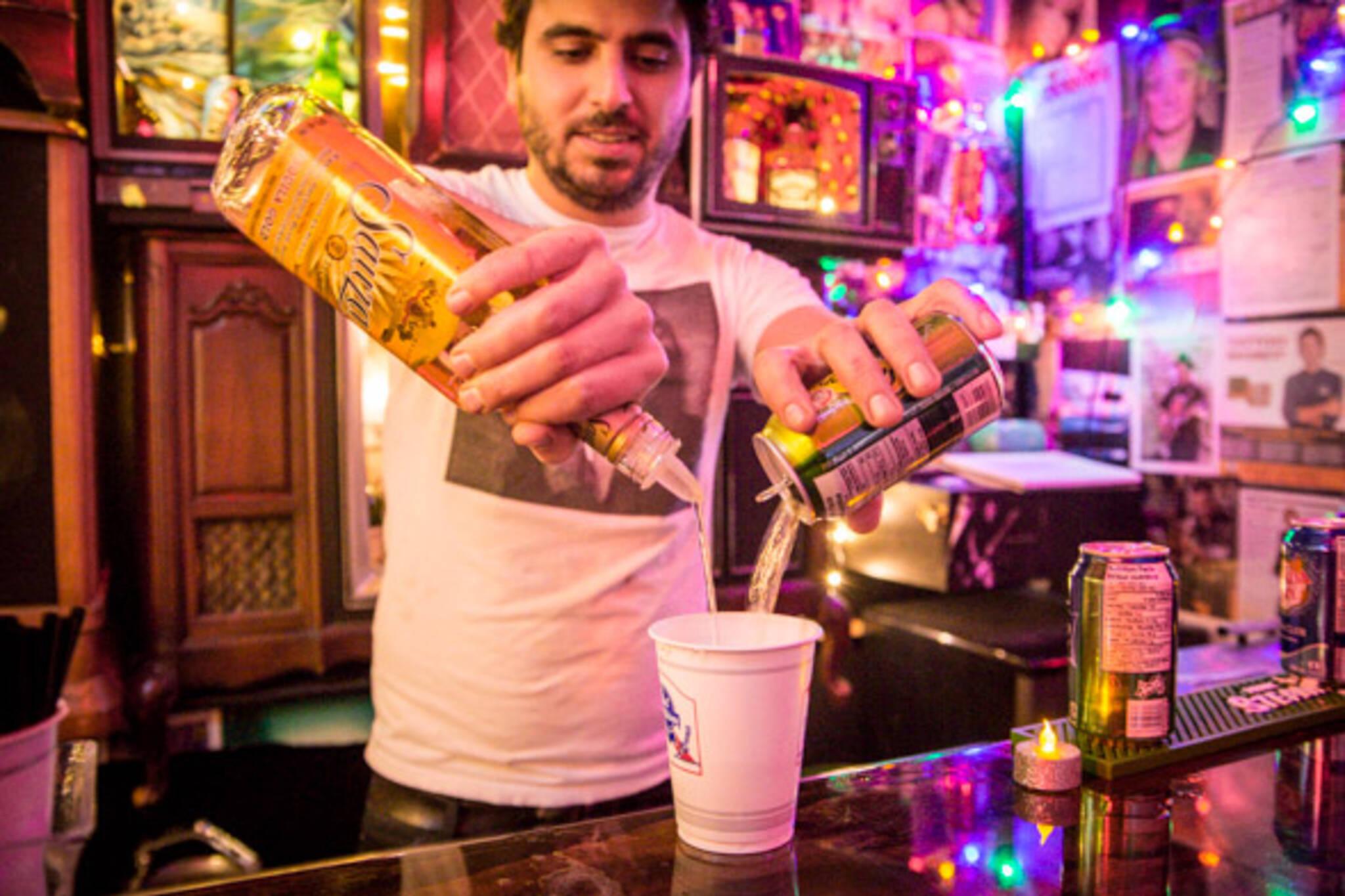 bill hicks bar