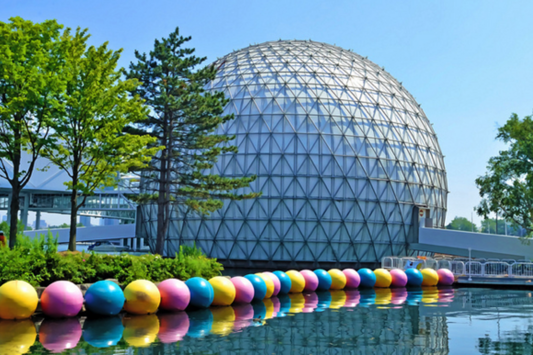 Ontario Place Closed 2017
