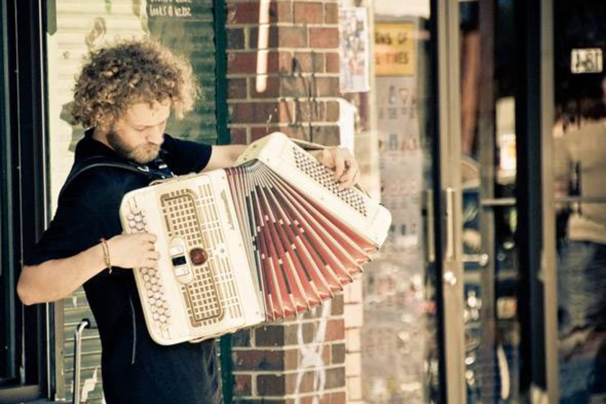 kensington accordion