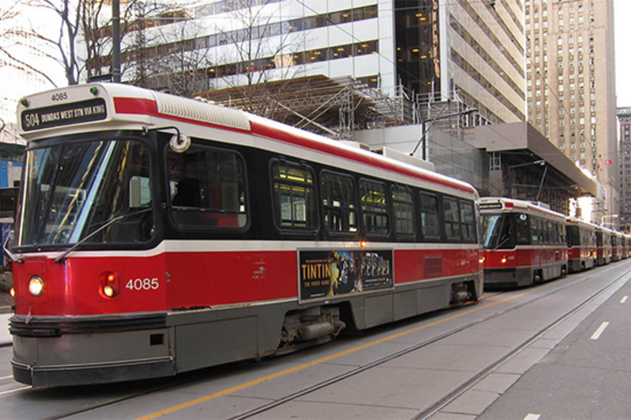 King Streetcar