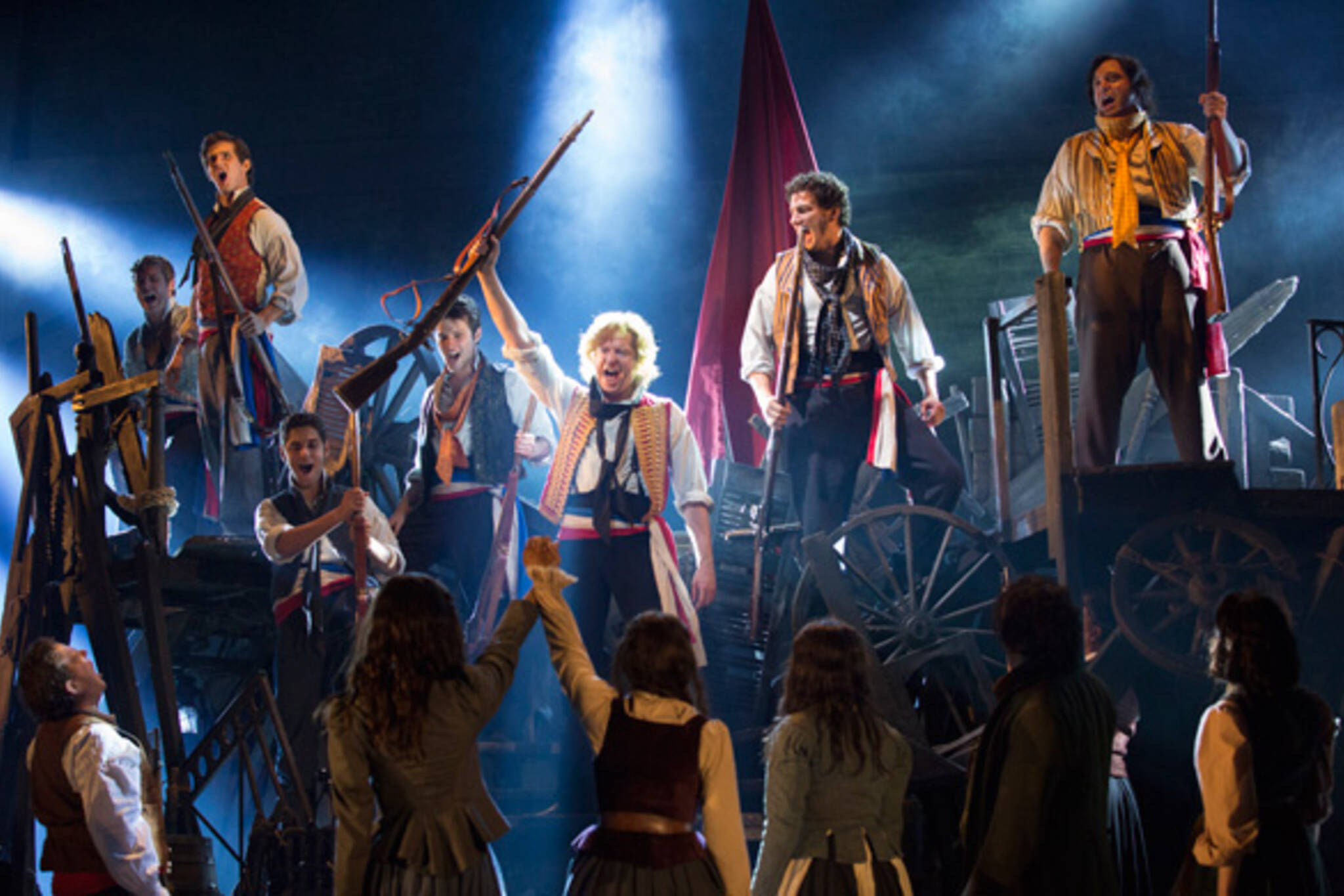 Les Miserables Toronto