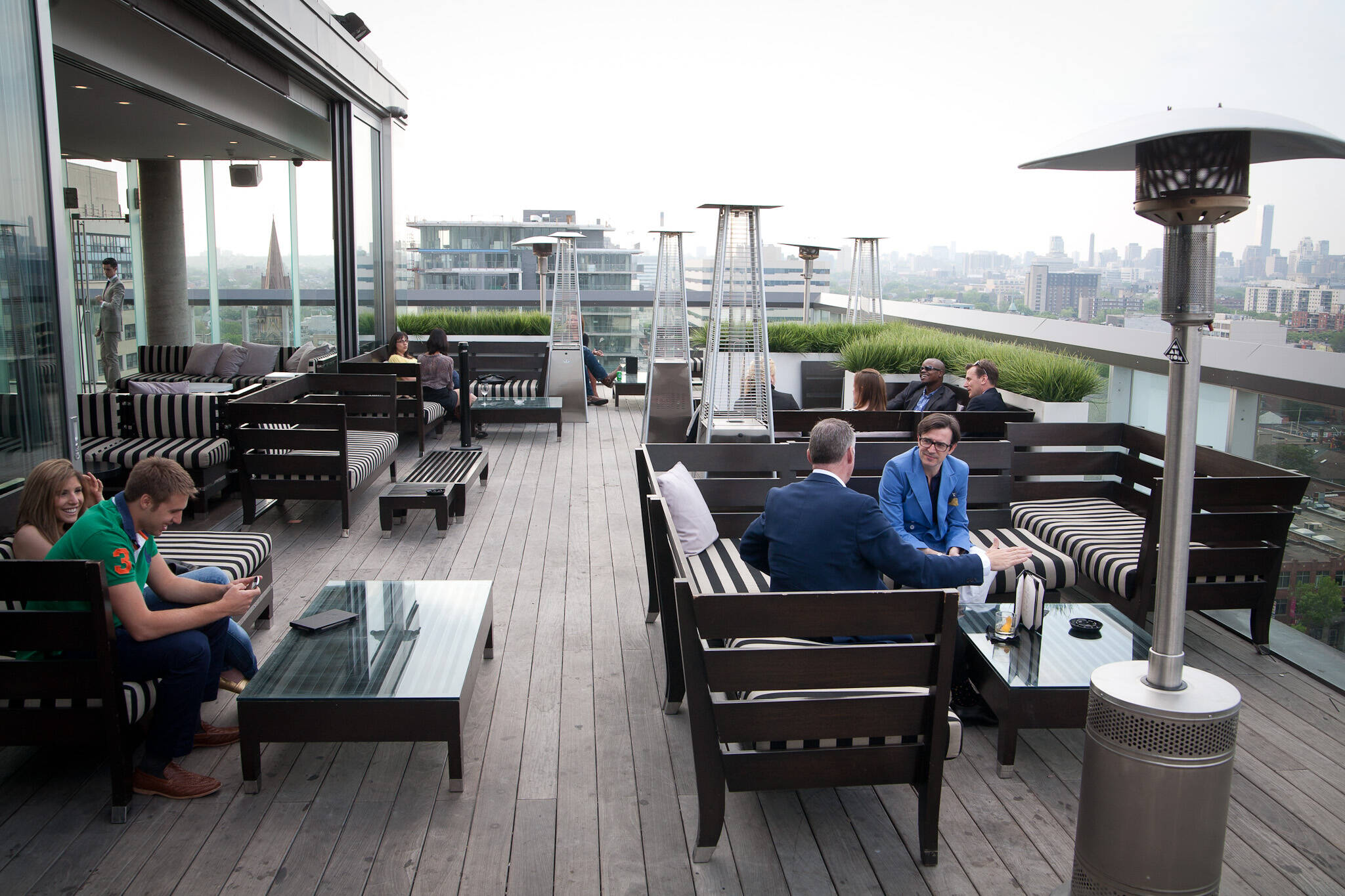 highest patios toronto