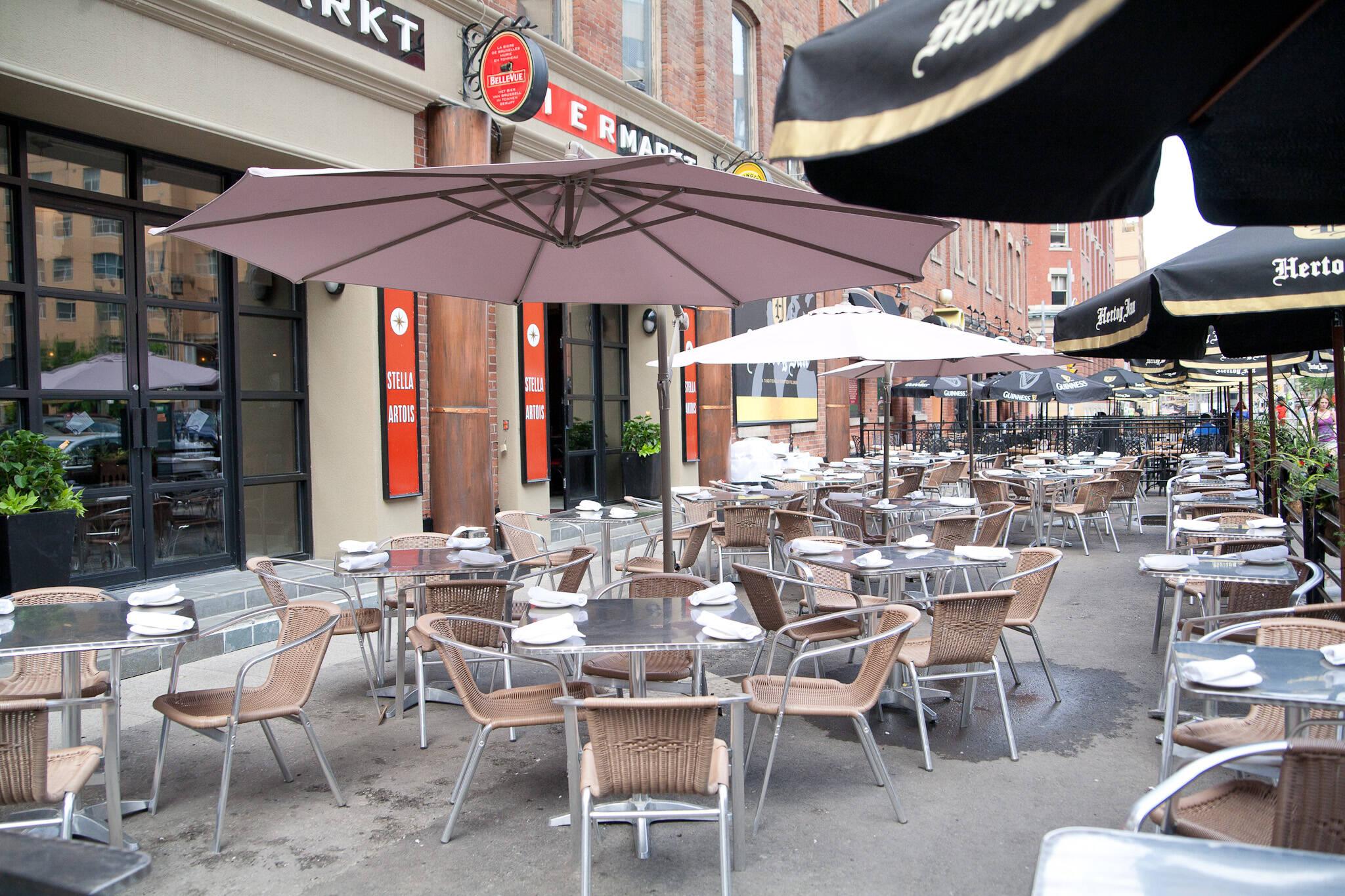 Best Restaurants Esplanade Toronto