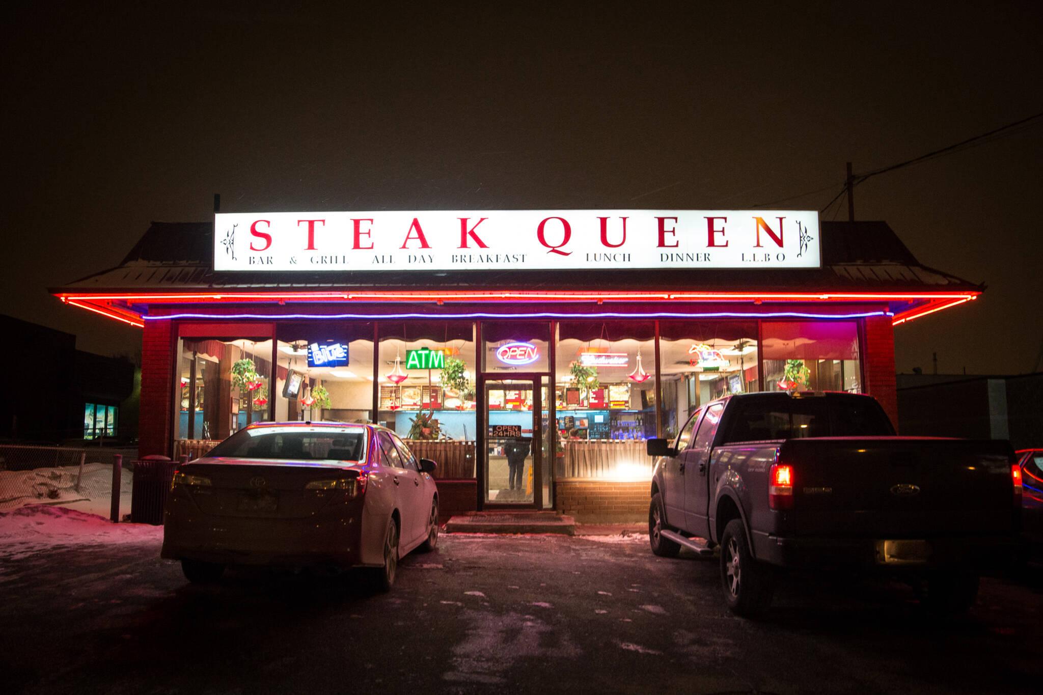 steak queen toronto