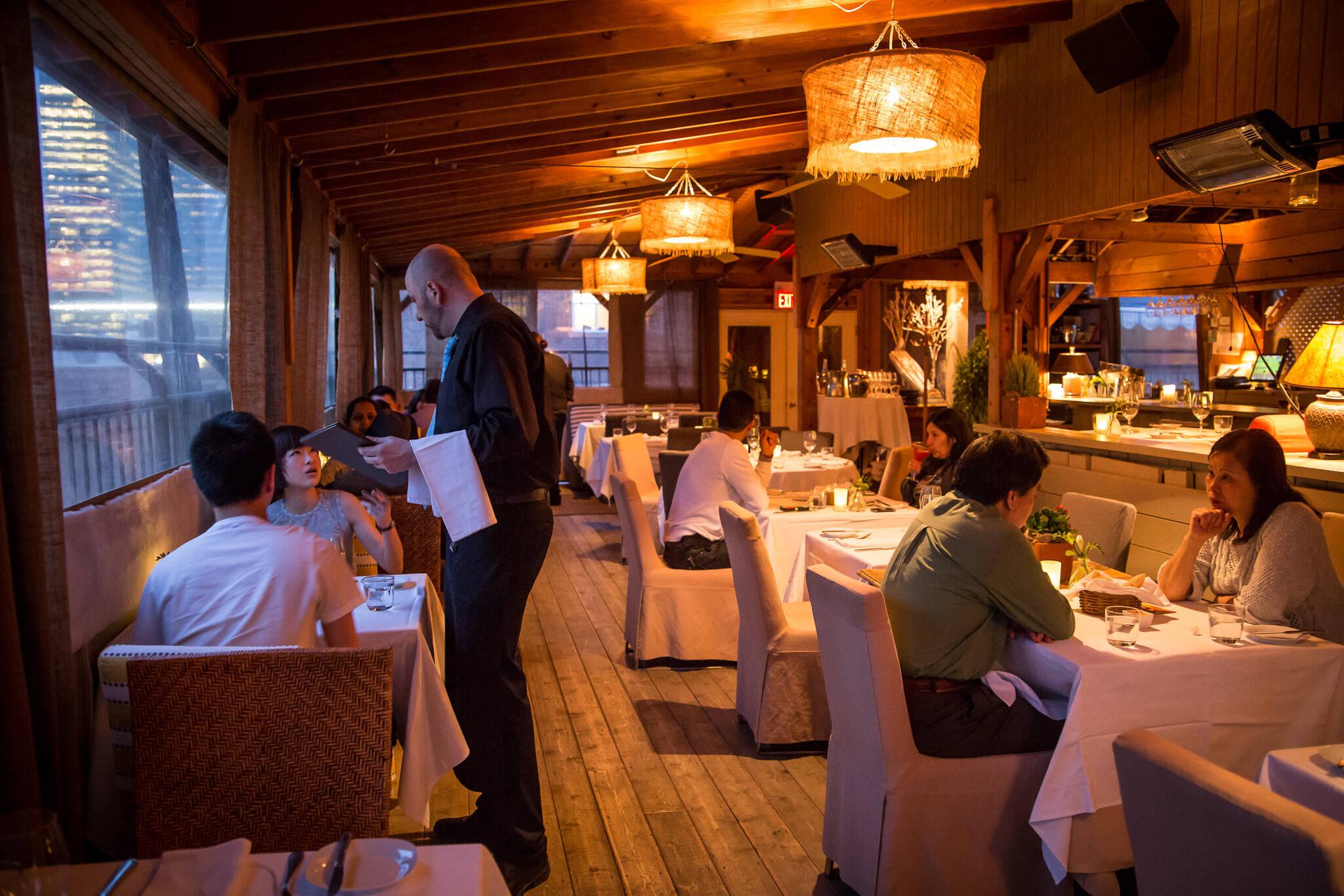 hidden restaurants toronto
