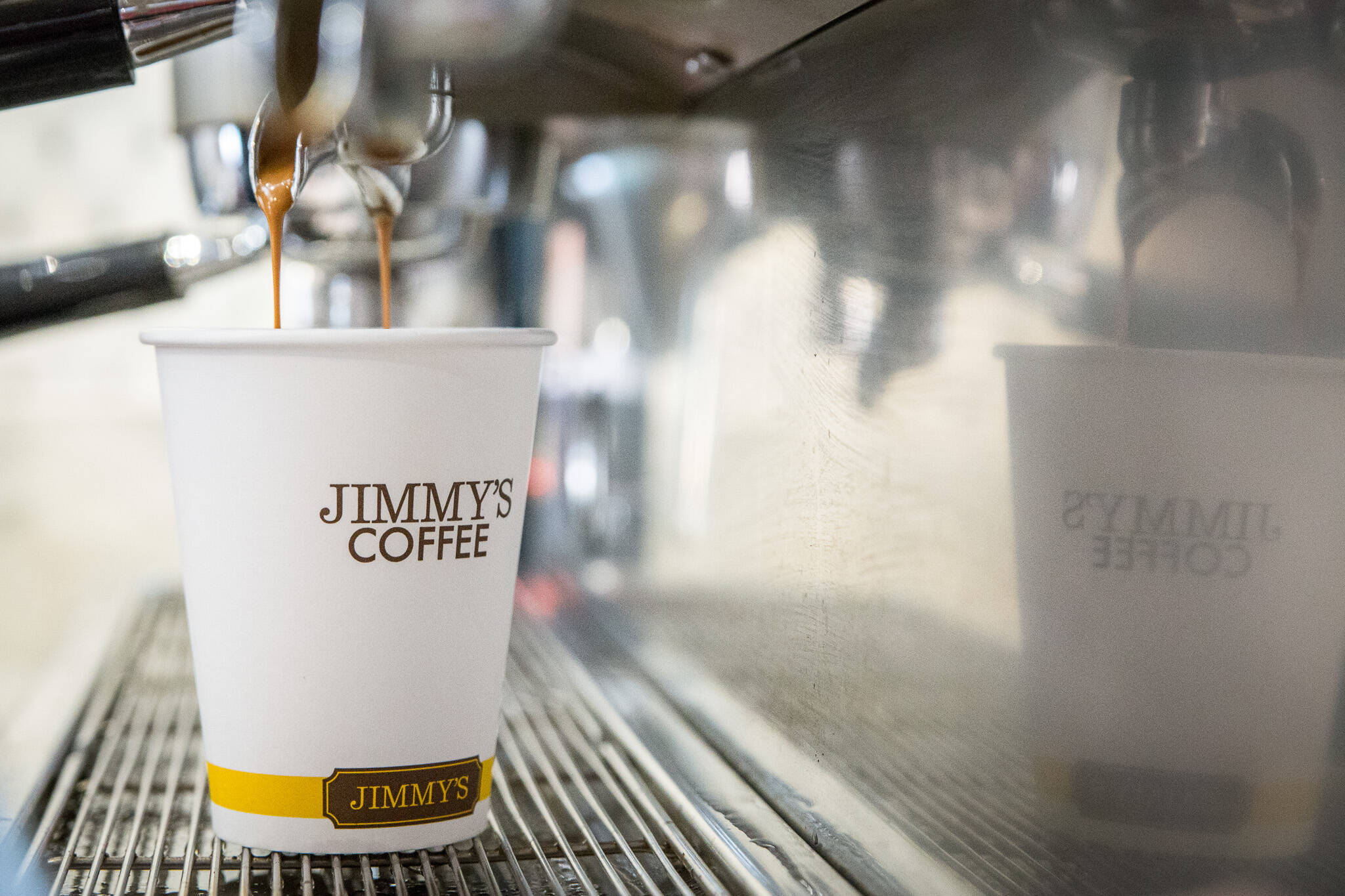 jimmys coffee toronto