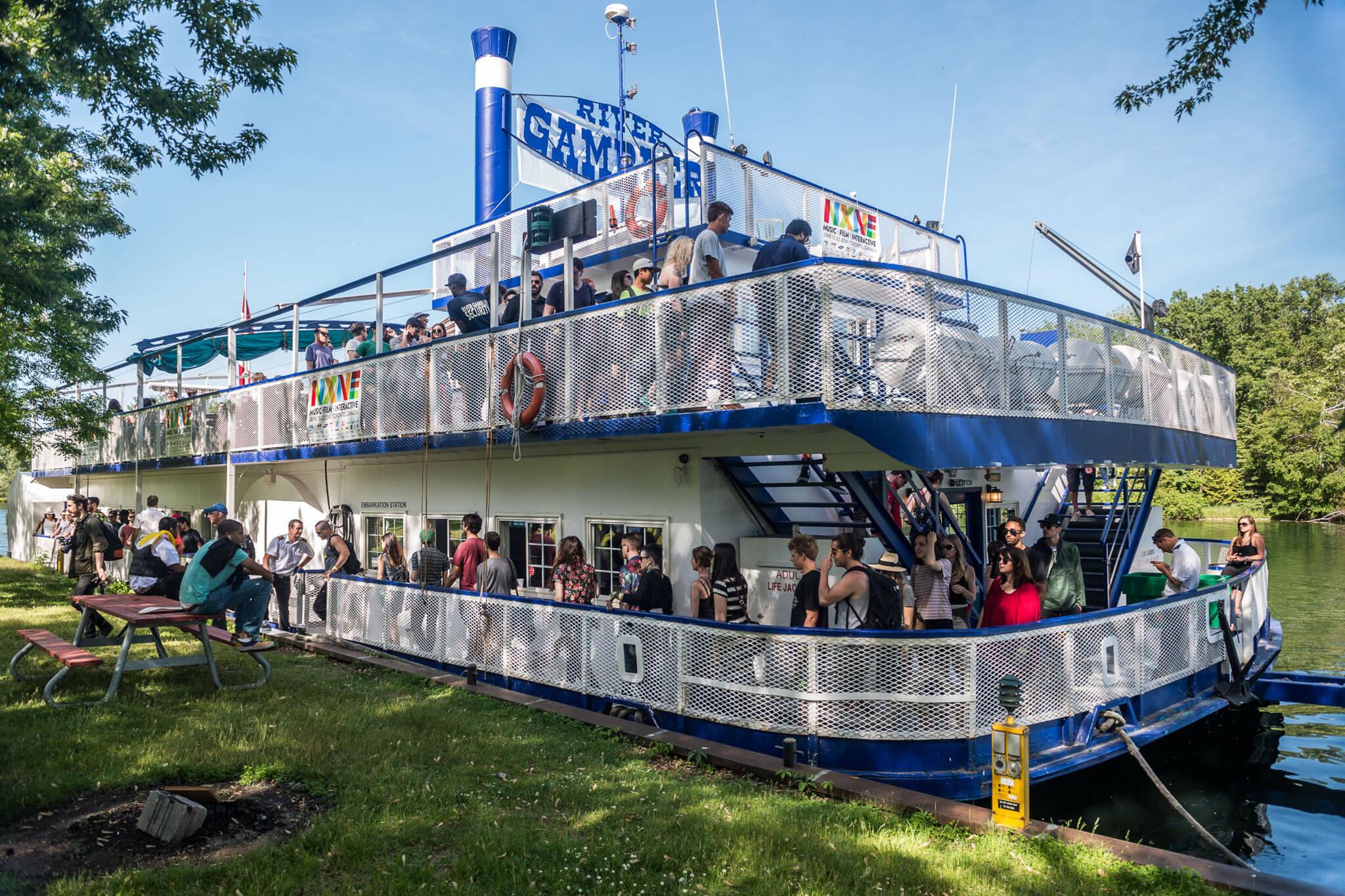 party boat toronto