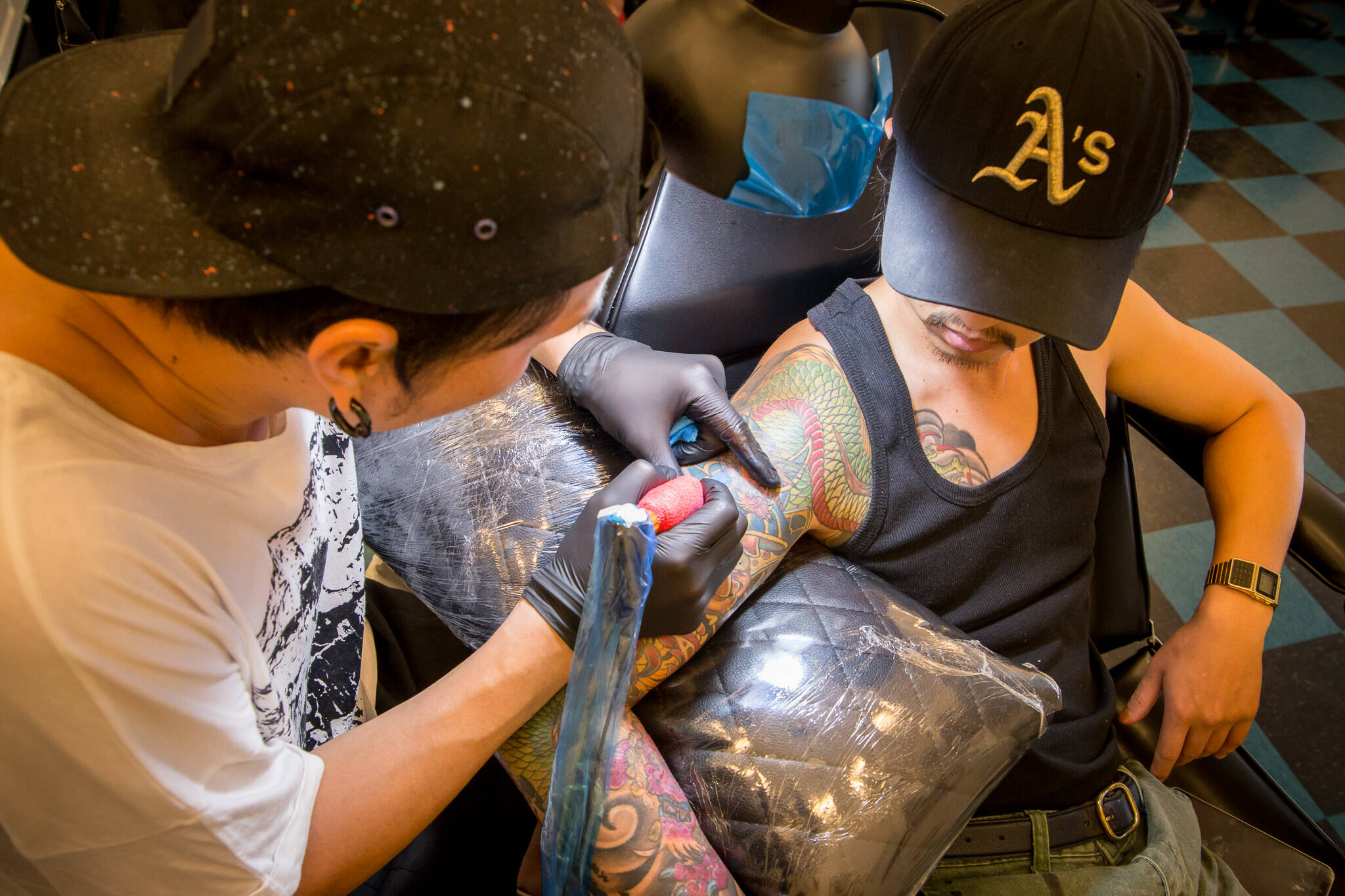 best tattoo parlours toronto