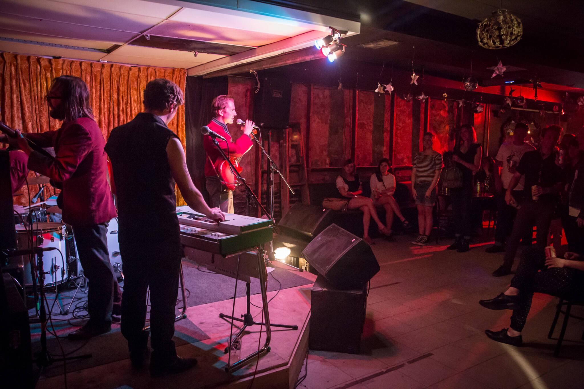 open mic Toronto
