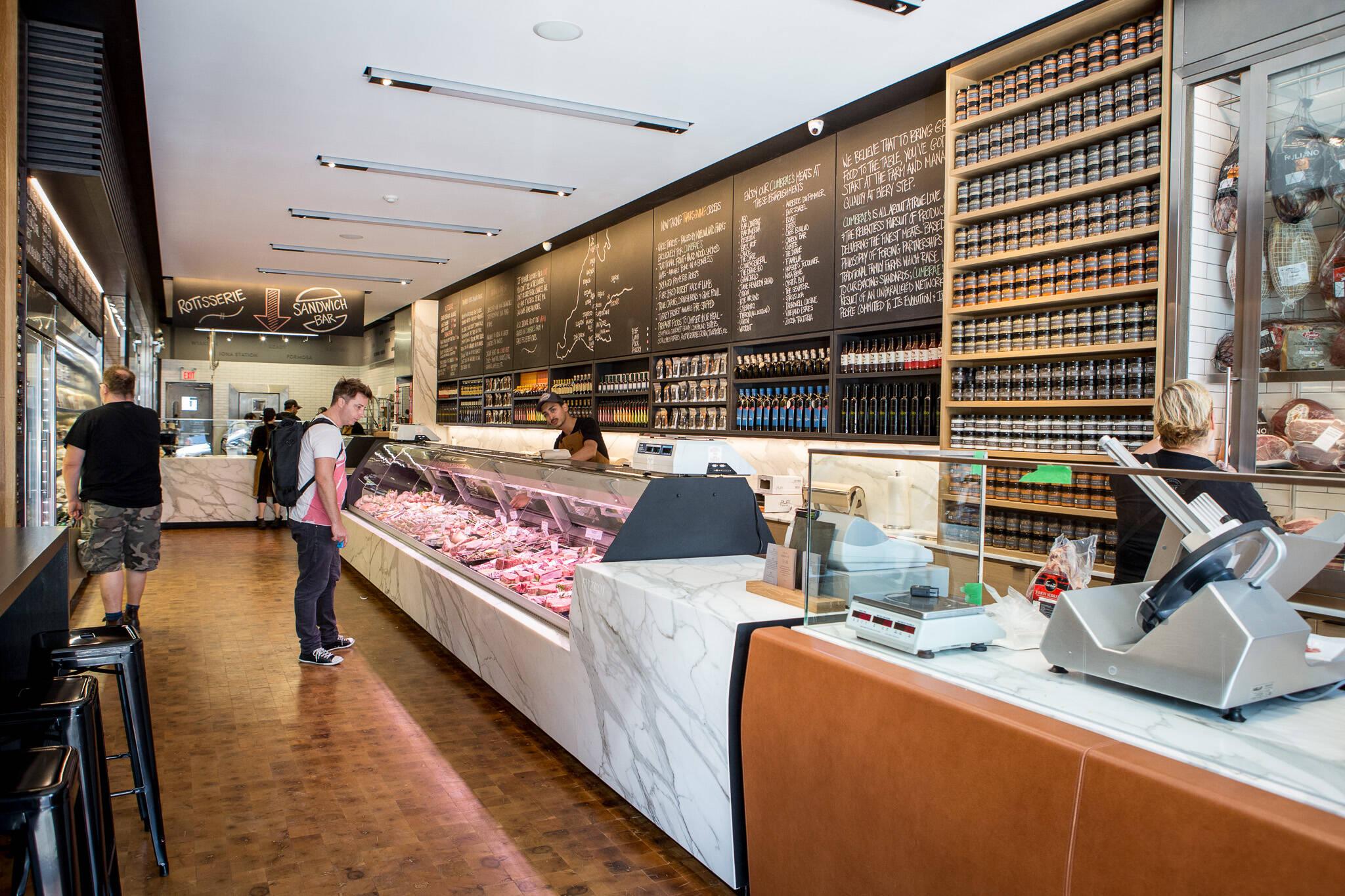 butcher shops toronto