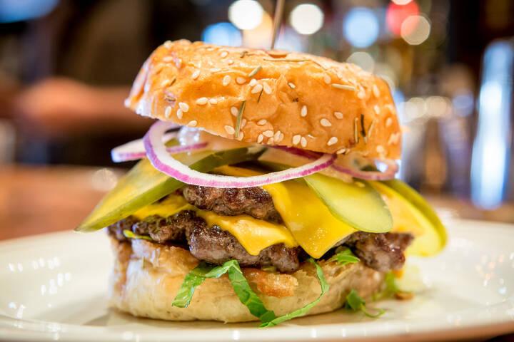 The Best Burger In Toronto