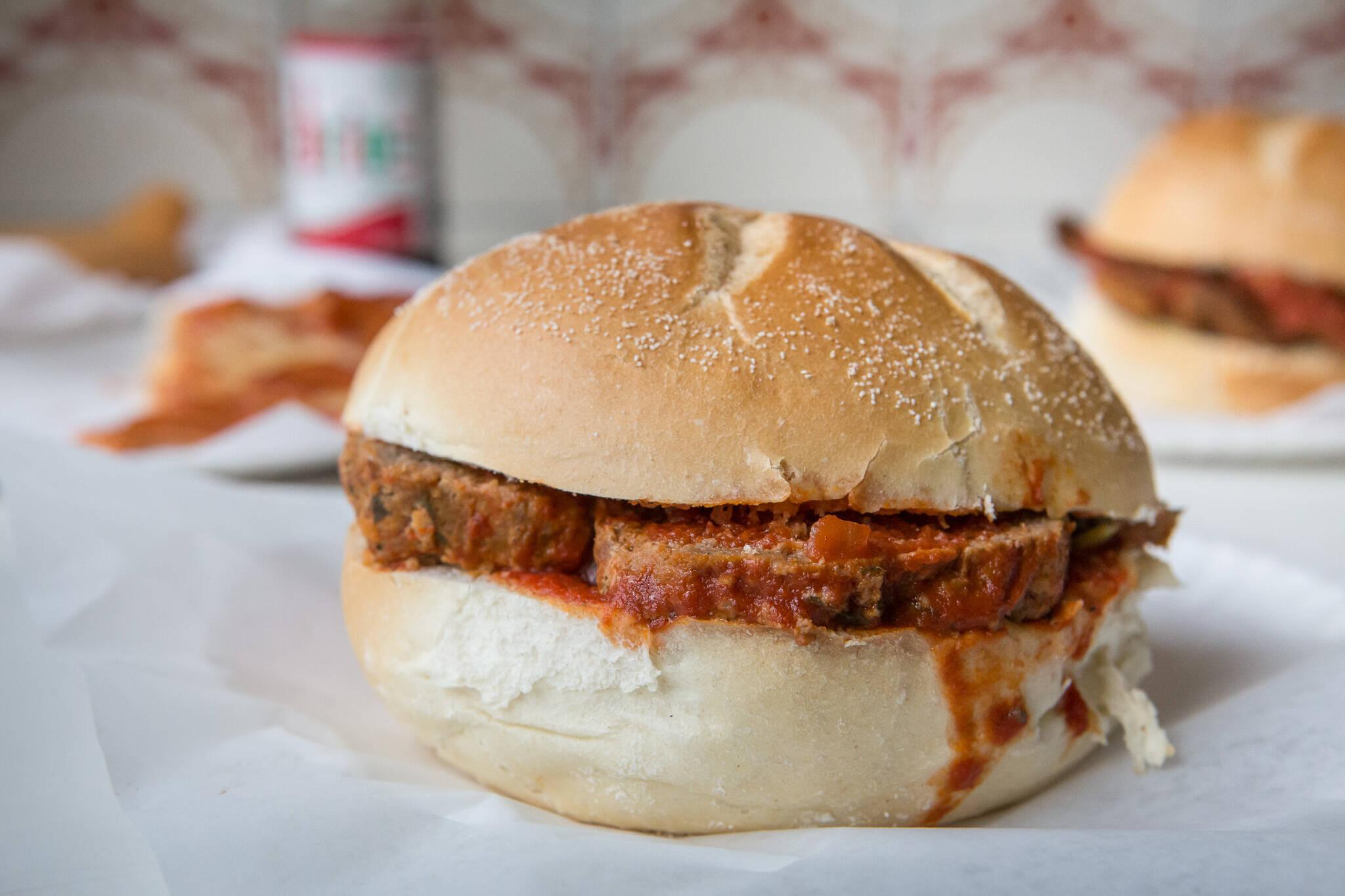 meatball sandwich Toronto
