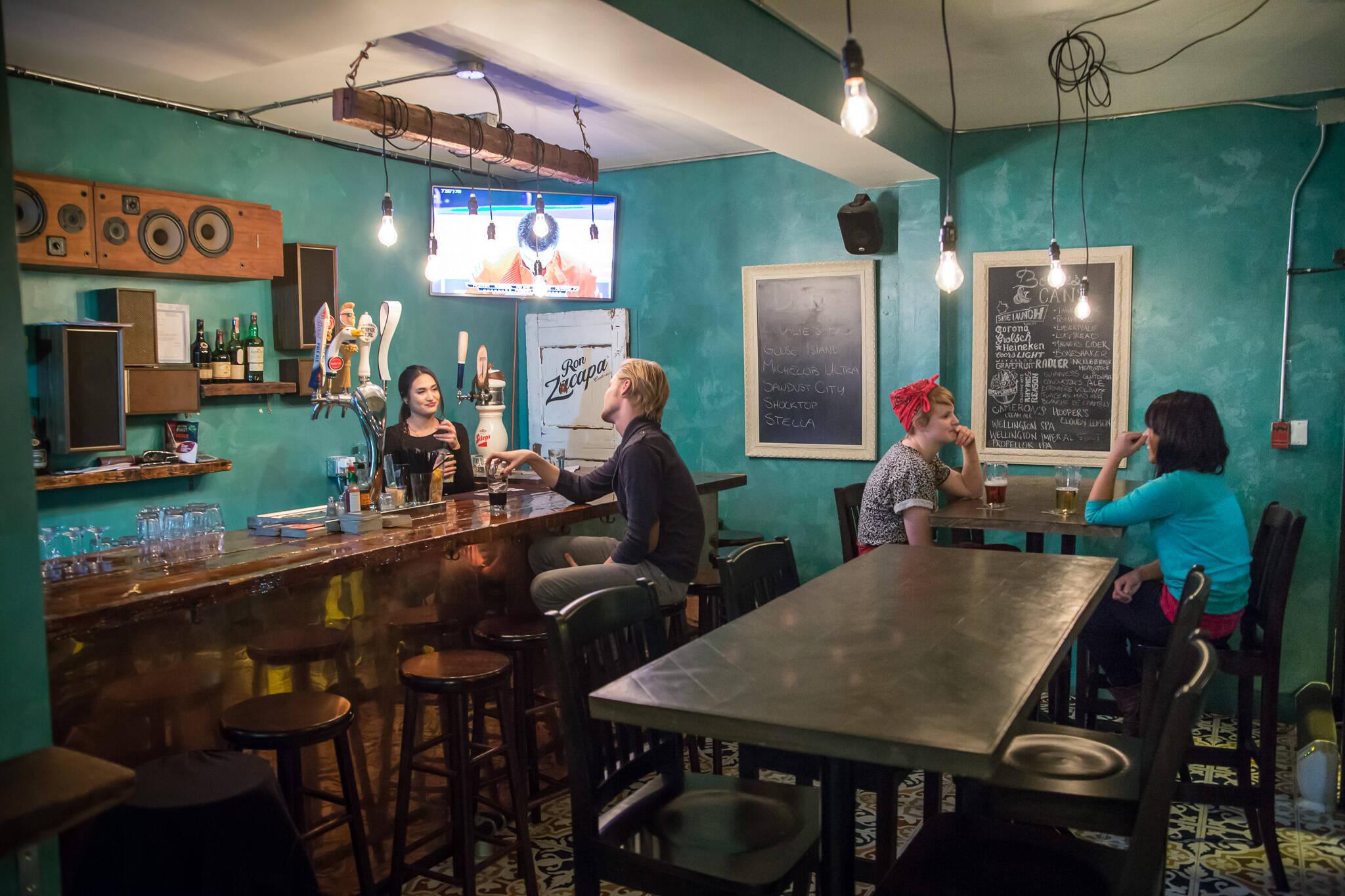 toronto bars
