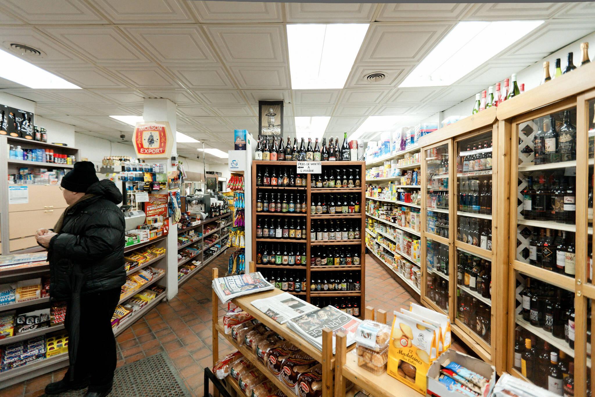 Beer store ontario