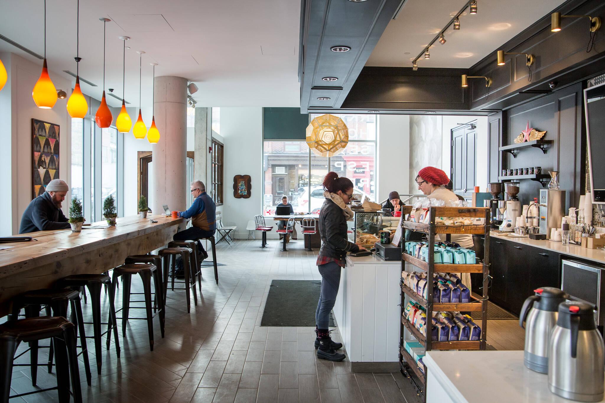 best cafes toronto