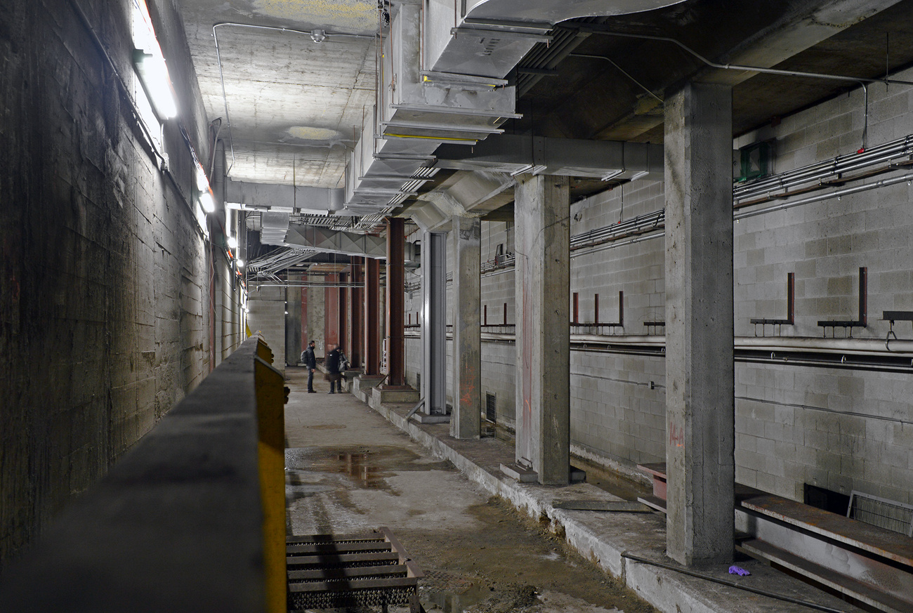 a guide to the hidden spaces of the ttc