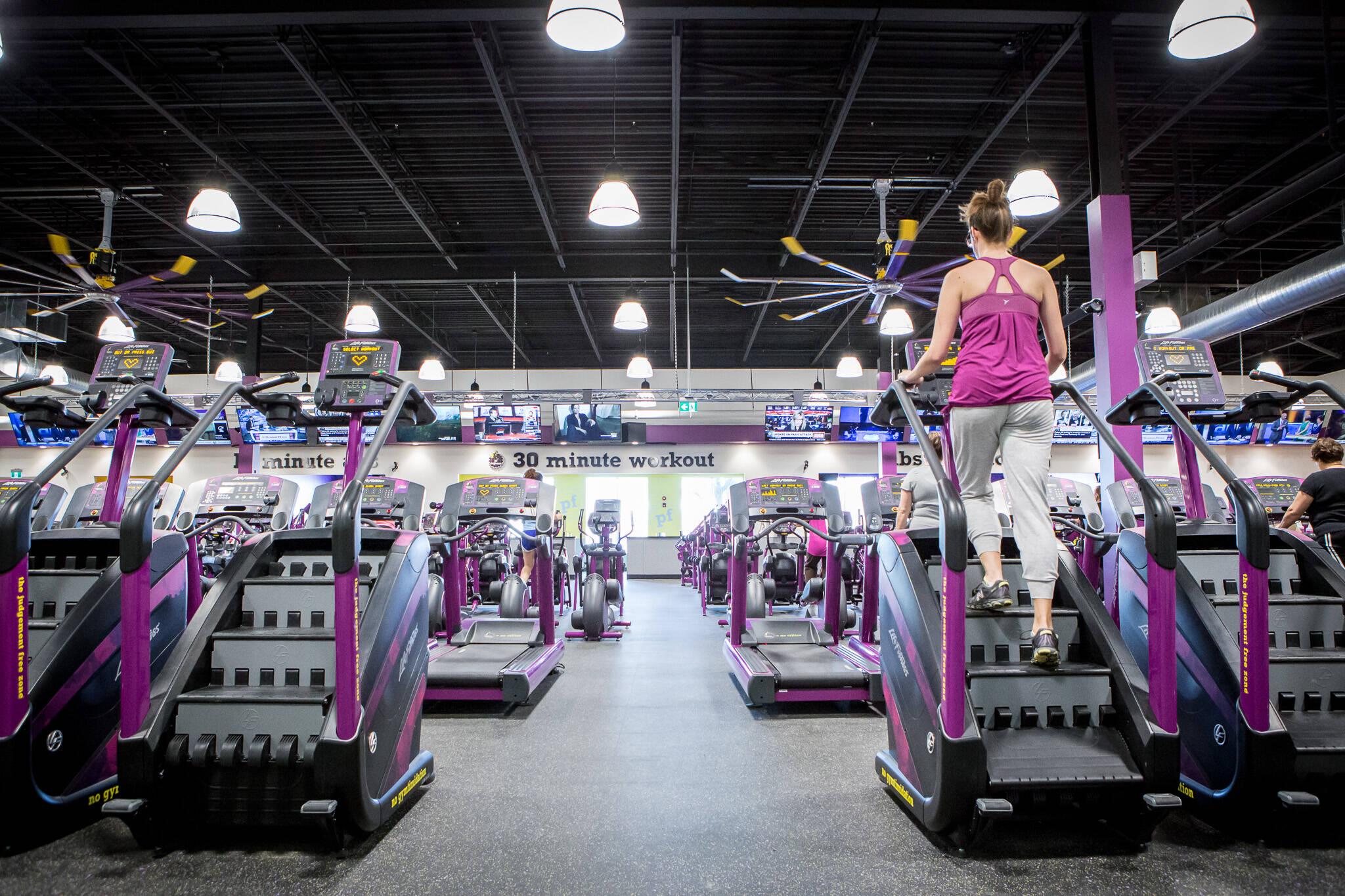 gyms ontario