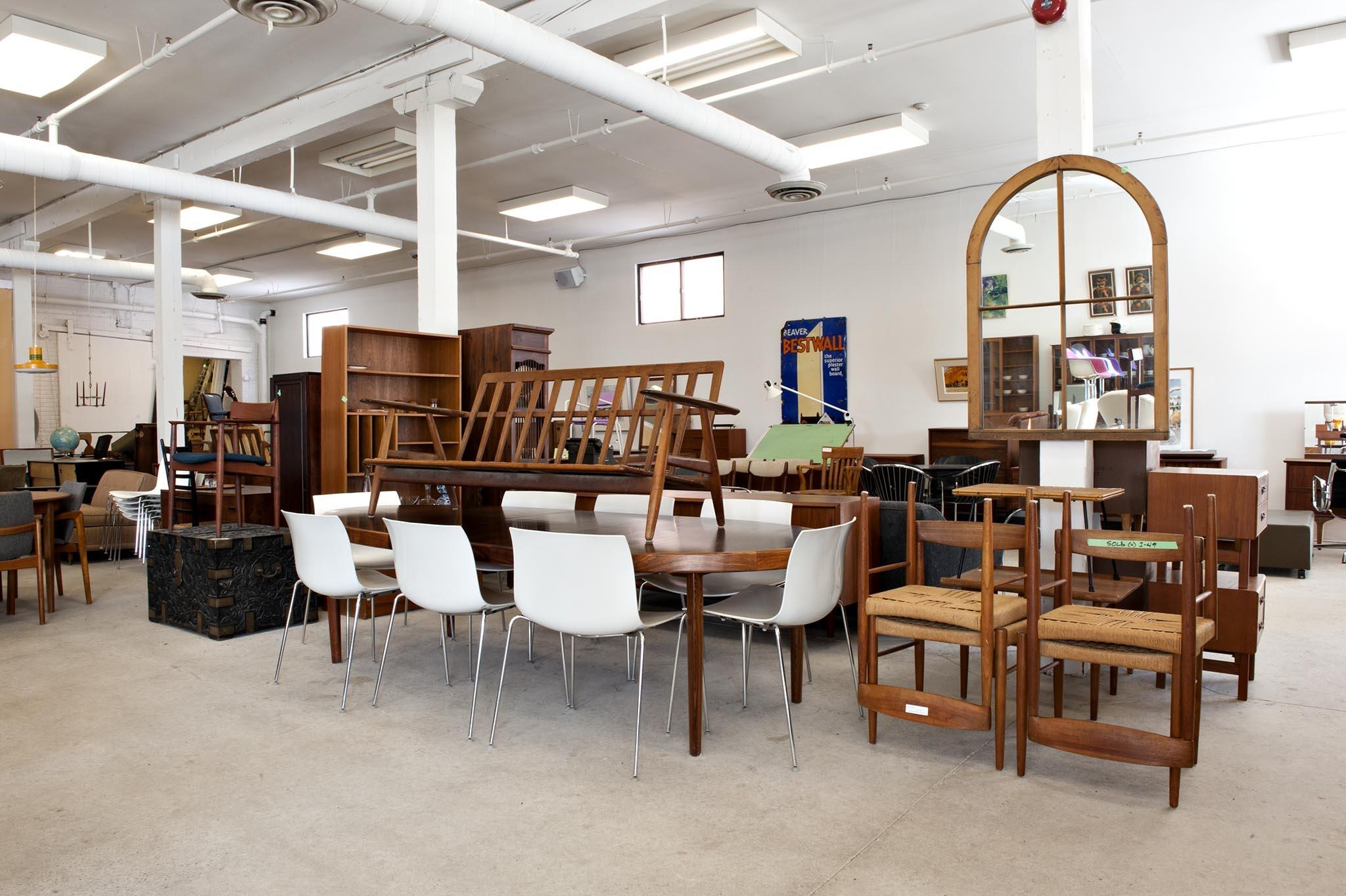 Mid century modern furniture toronto