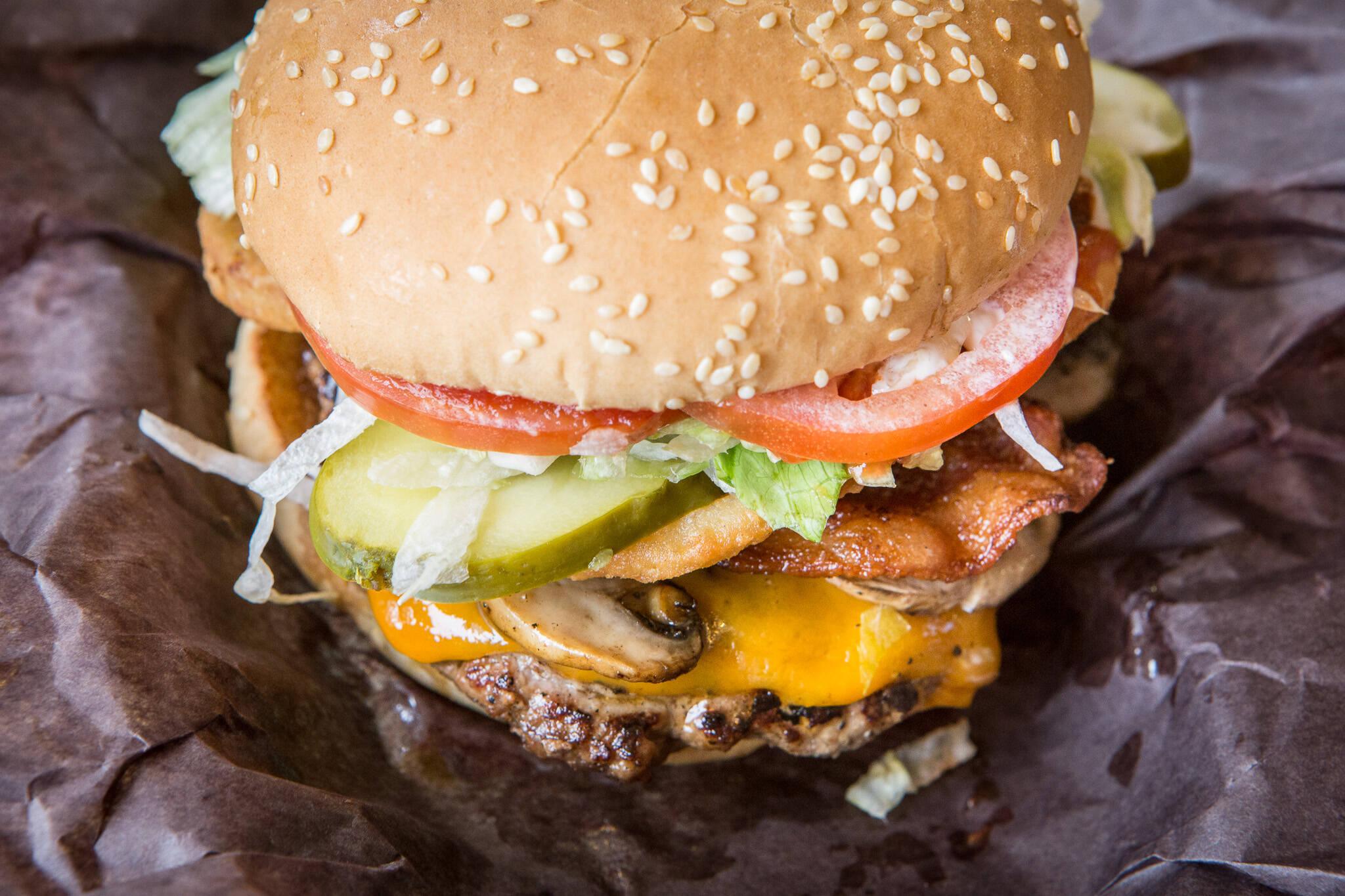 cheeseburger toronto