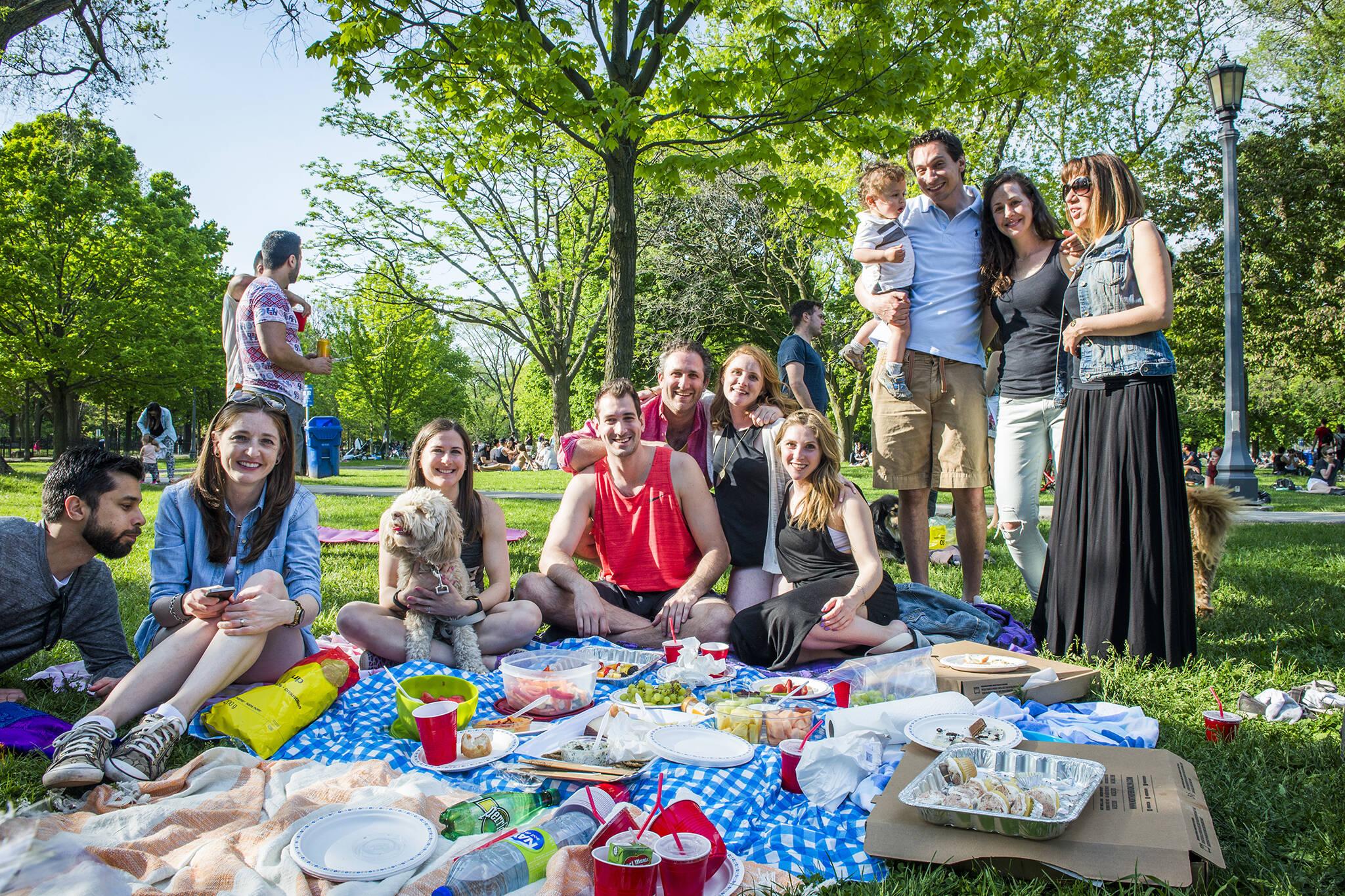 park picnic toronto
