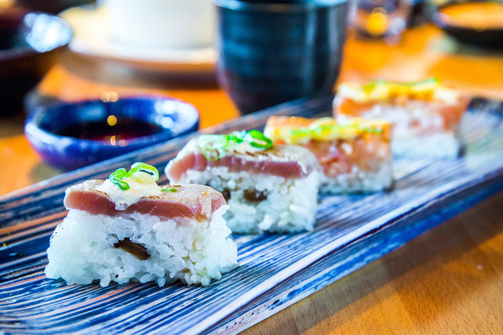 Sushi Restaurant On King And Spadina