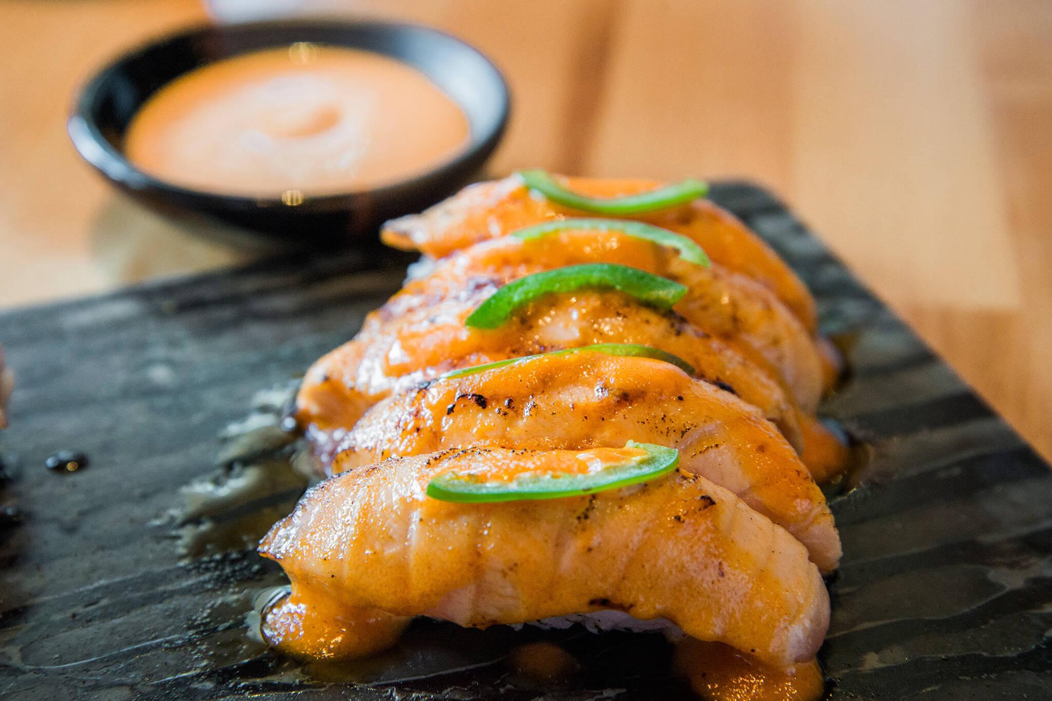 kaka sushi toronto
