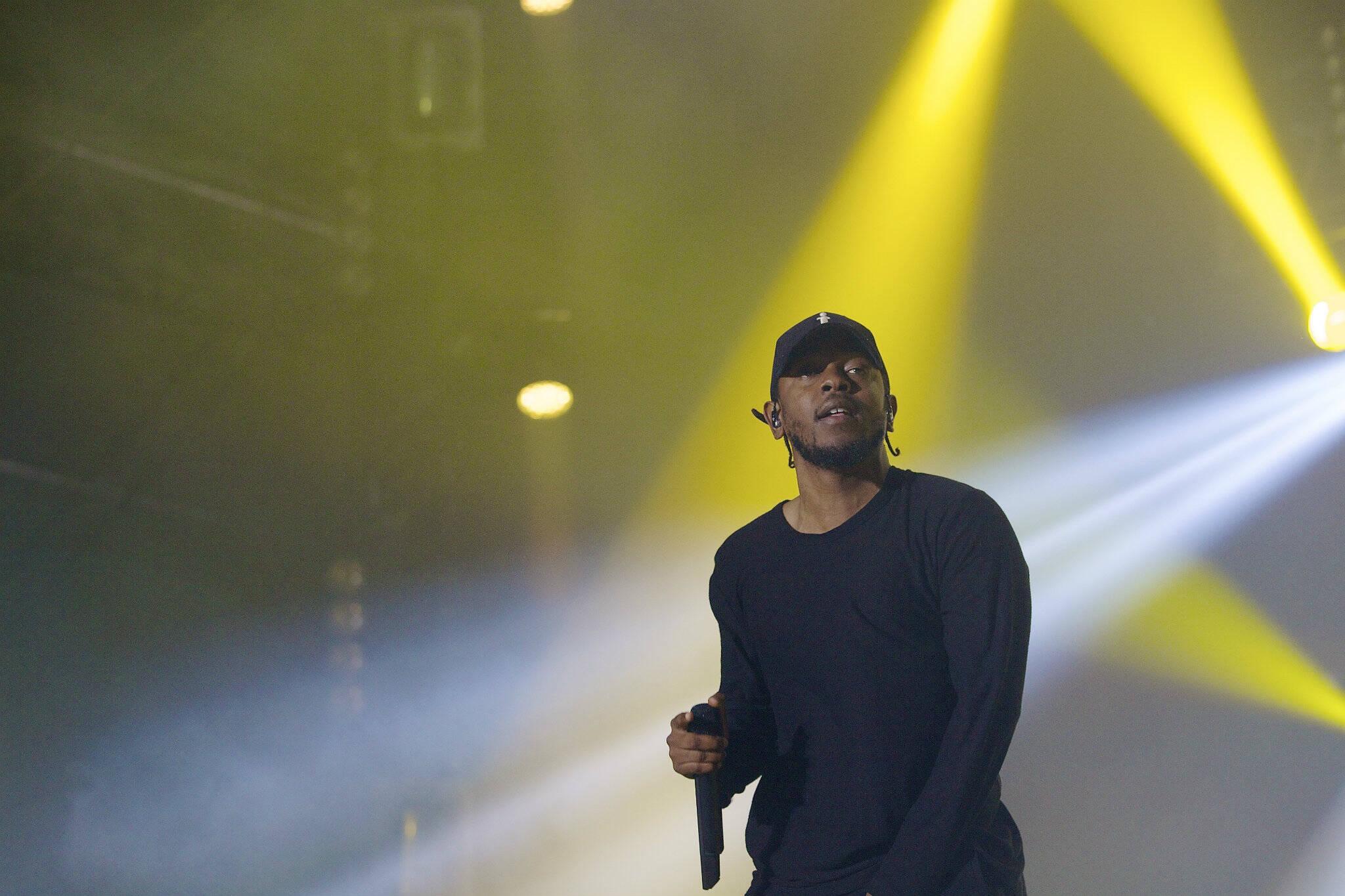 Kendrick Lamar Toronto