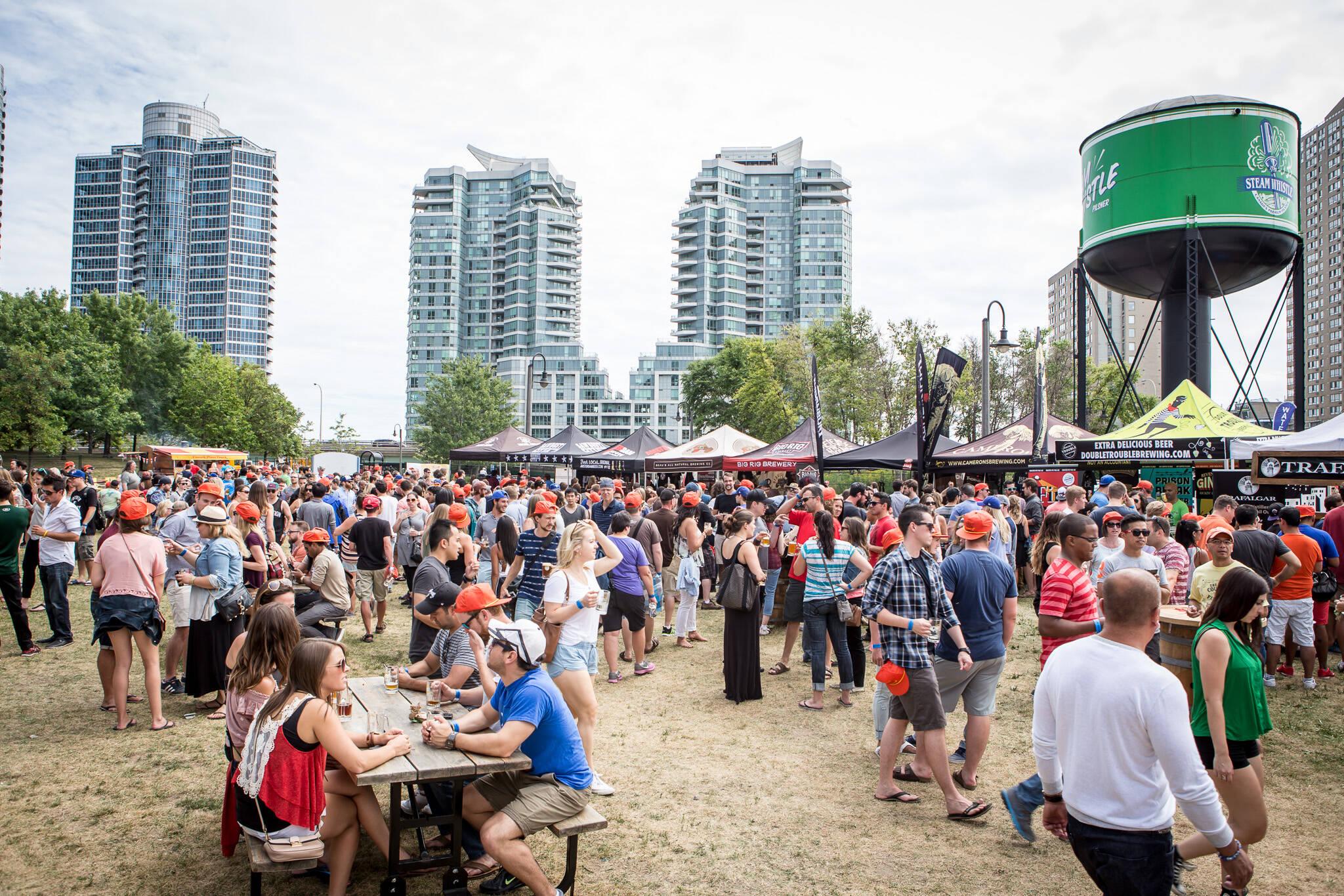 beer festivals toronto