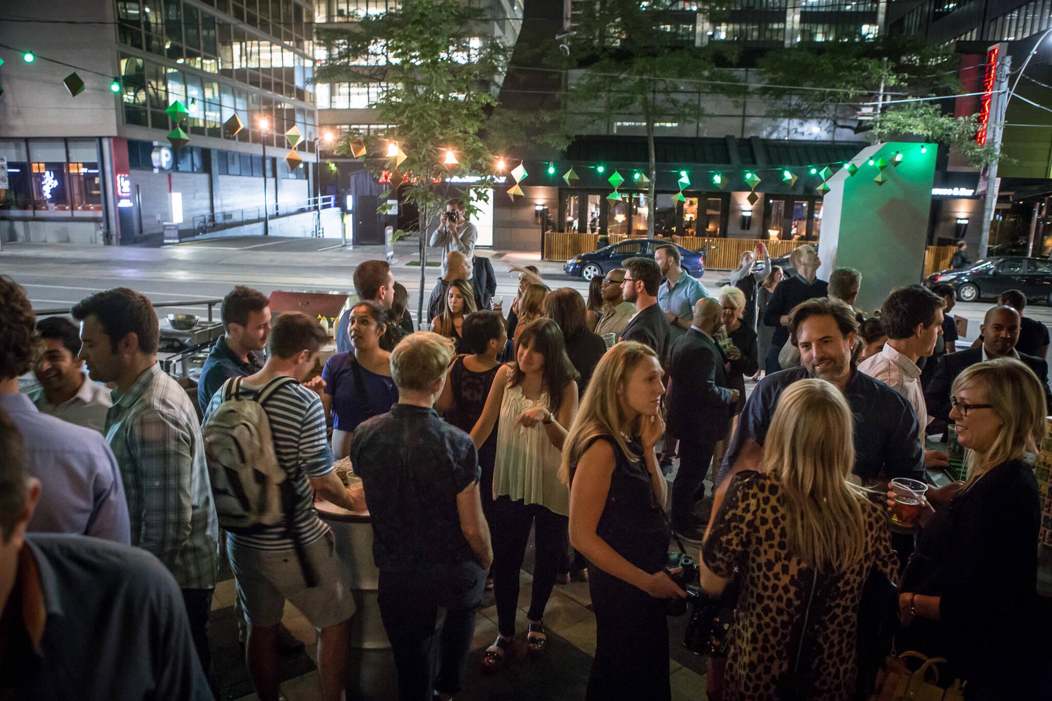 TIFF parties 2017