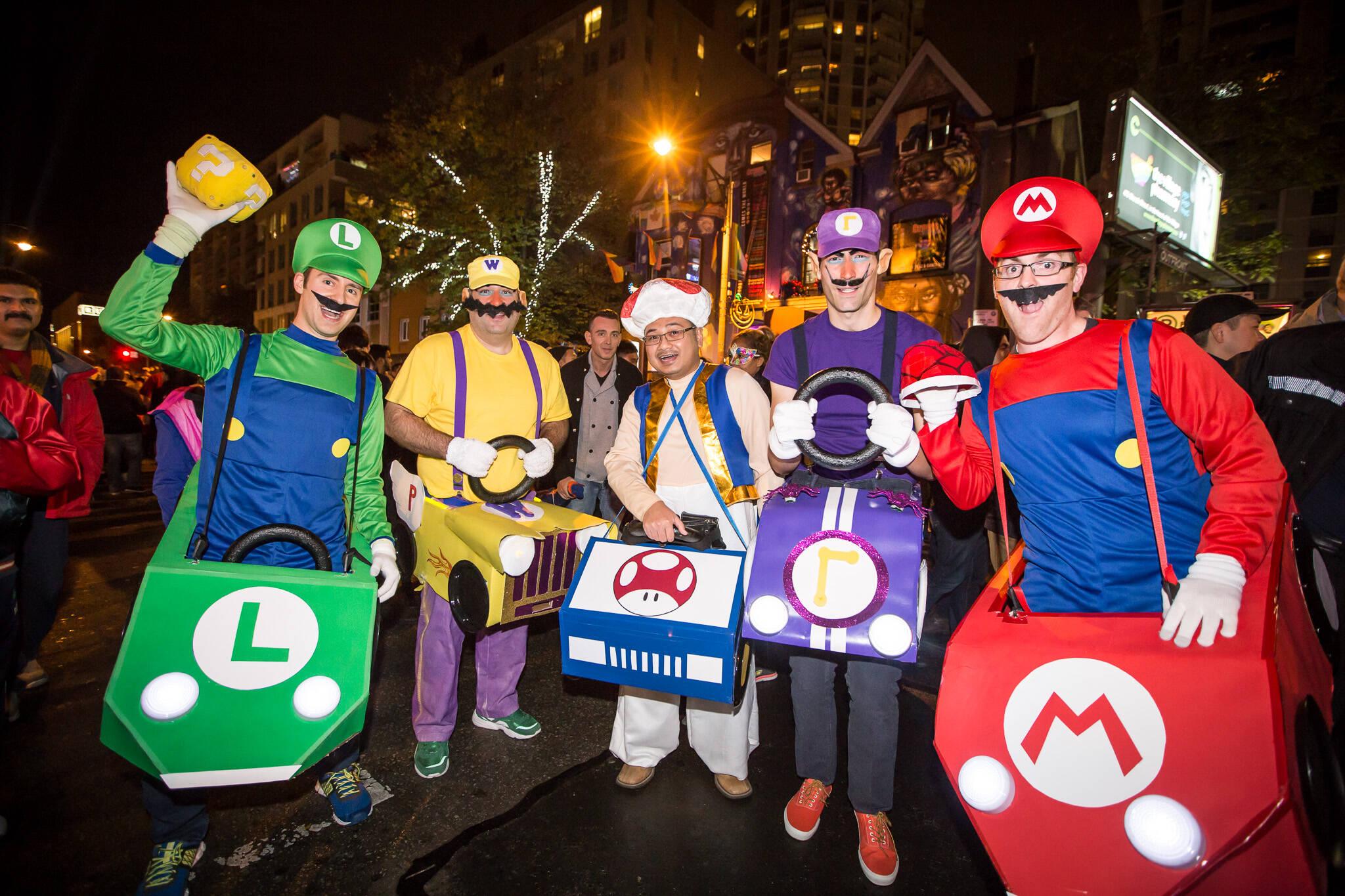 halloween parties 2018 toronto