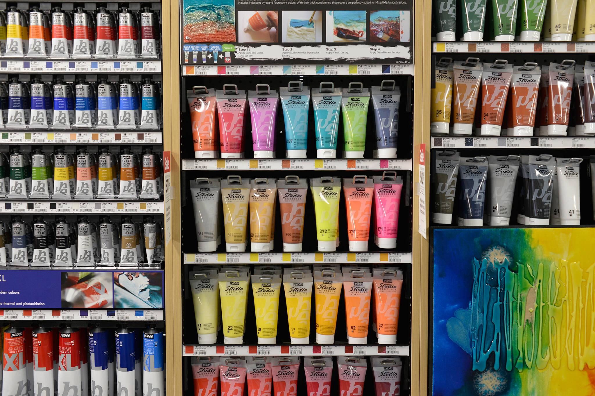 art supply stores toronto