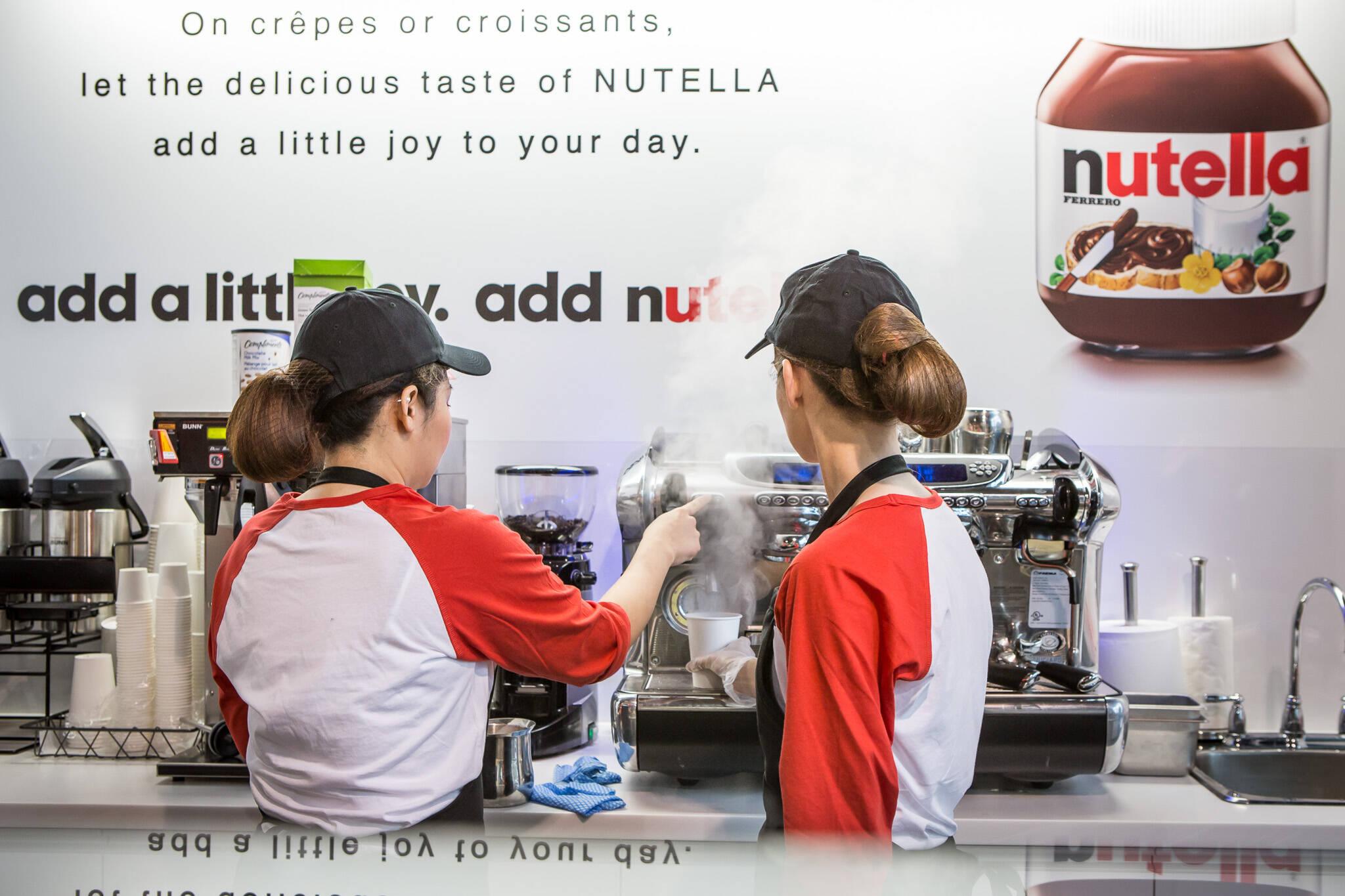 Nutella Day Toronto