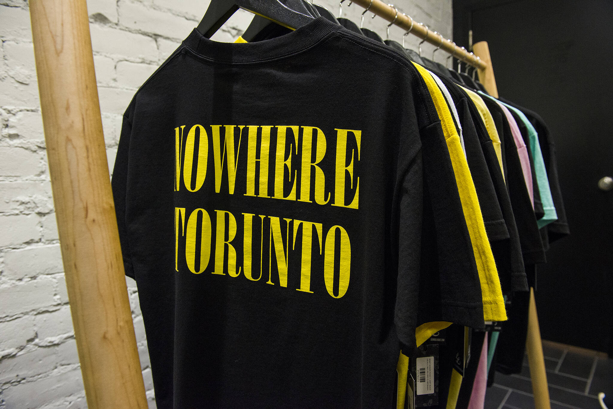 clothing toronto
