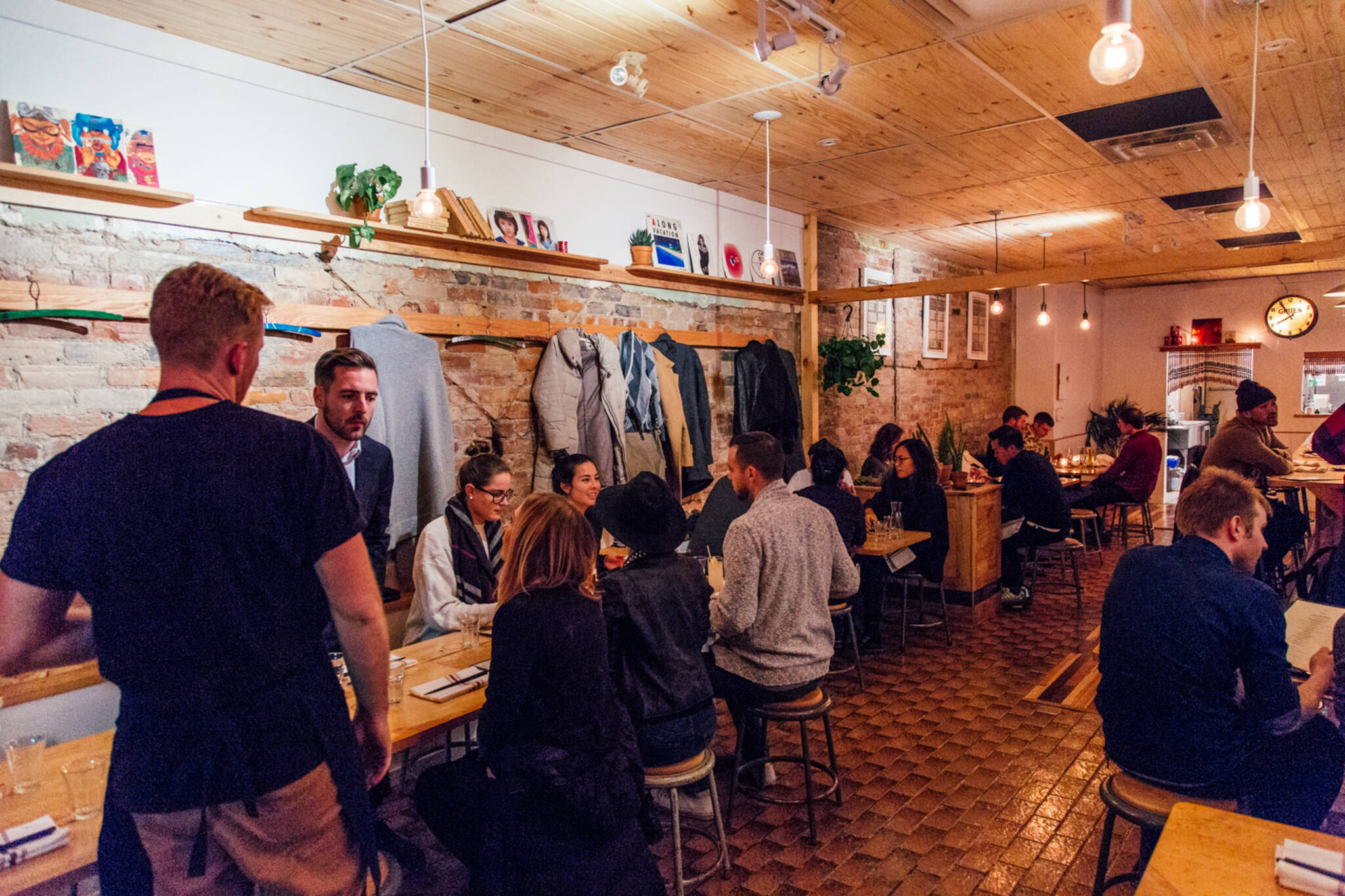 new toronto restaurants