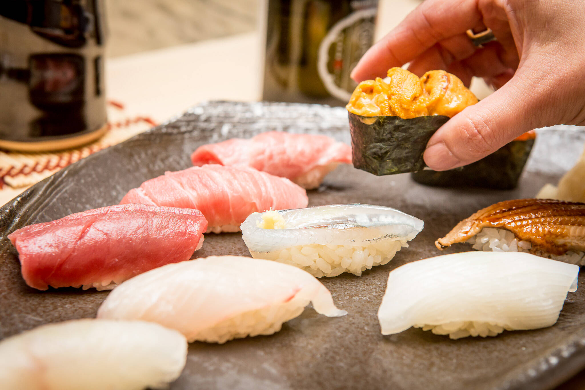 best Sushi Toronto