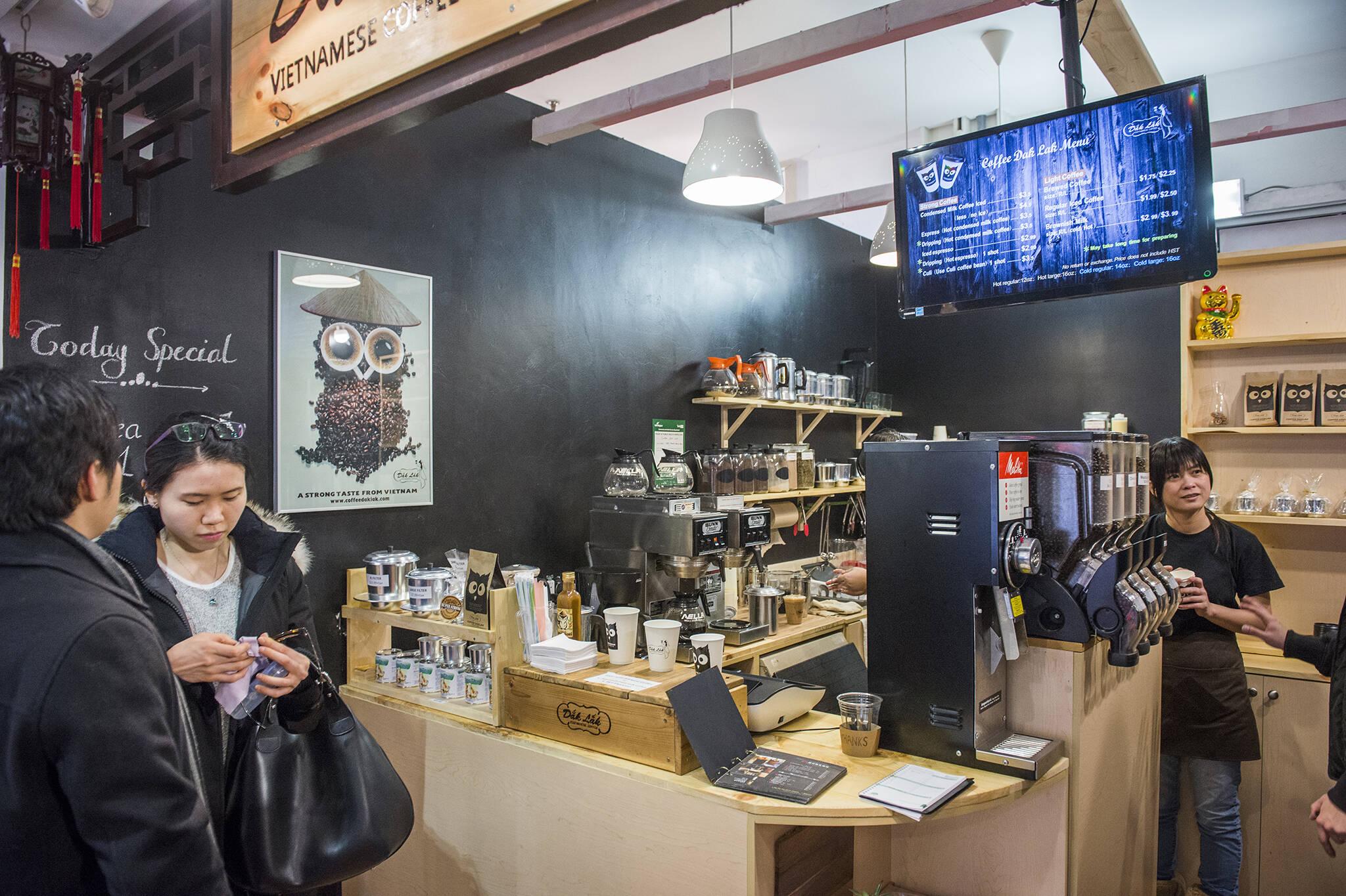 cafes markham