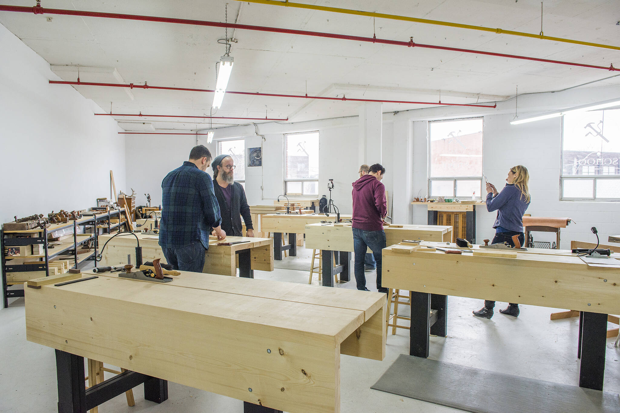 The Best Do It Yourself Spaces In Toronto